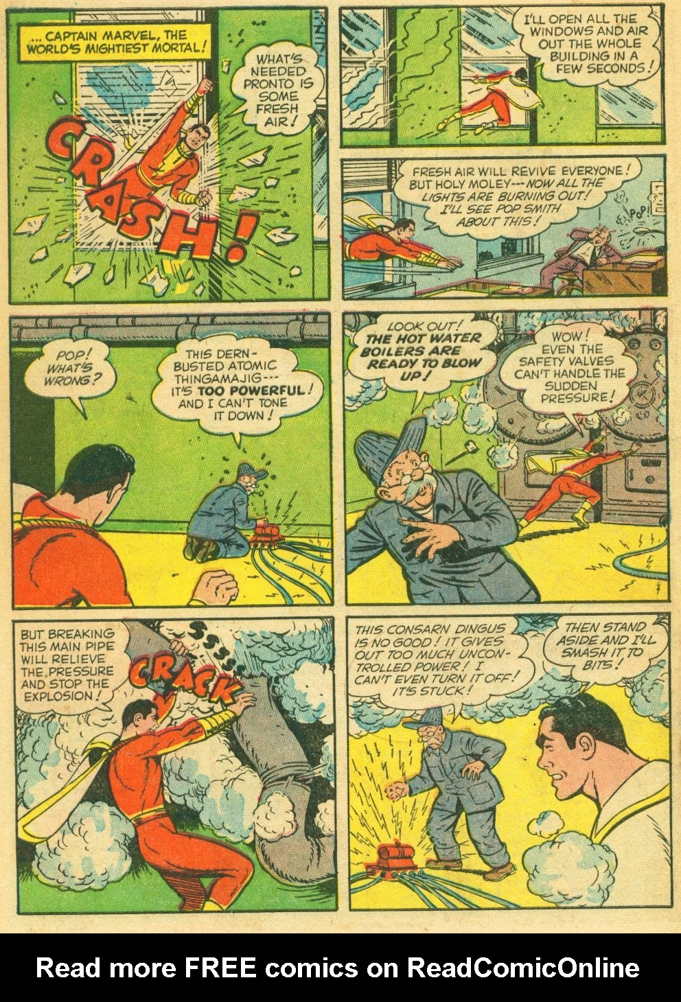 Captain Marvel Adventures issue 131 - Page 6