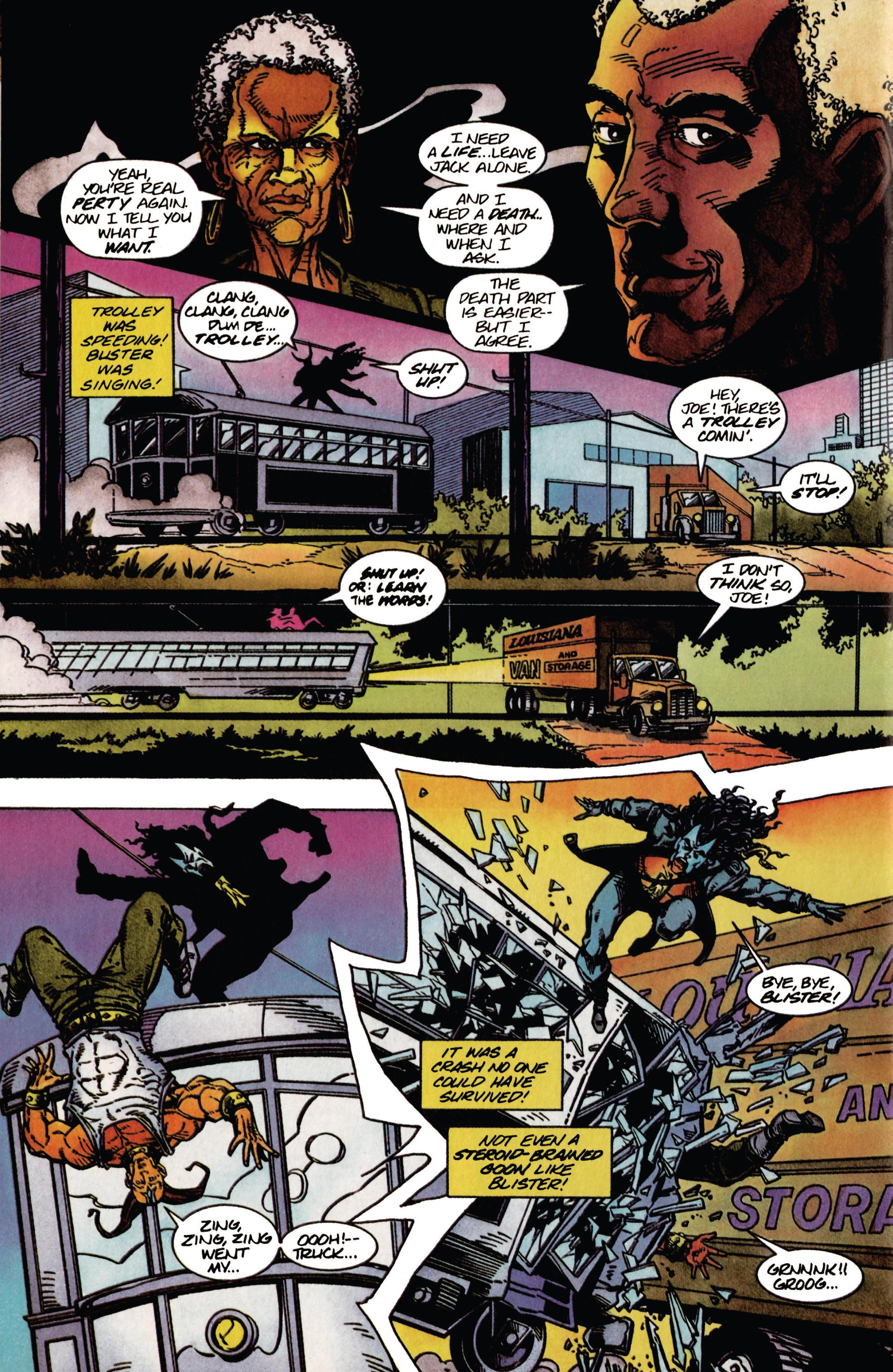 Read online Shadowman (1992) comic -  Issue #38 - 20