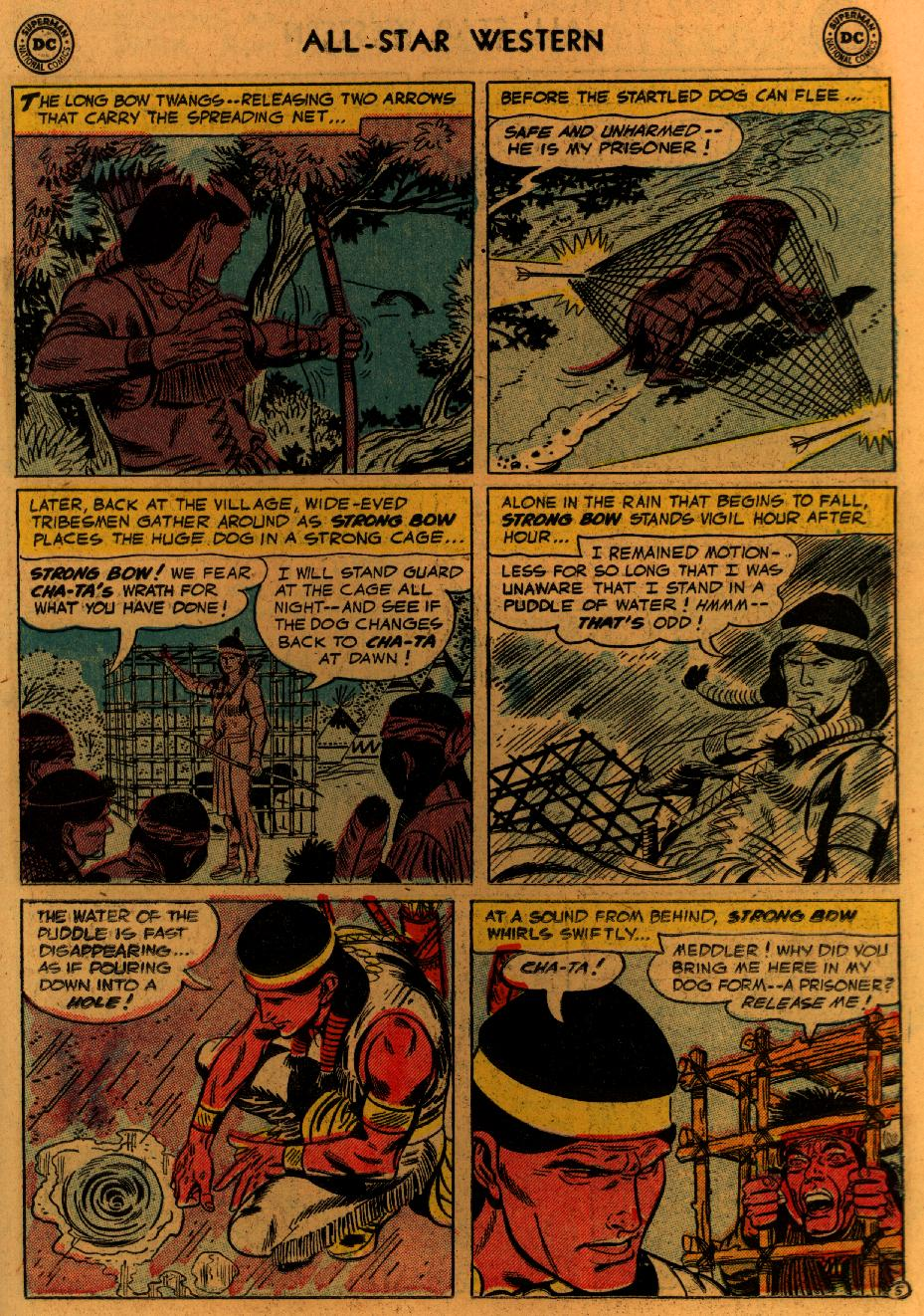 Read online All-Star Western (1951) comic -  Issue #89 - 16