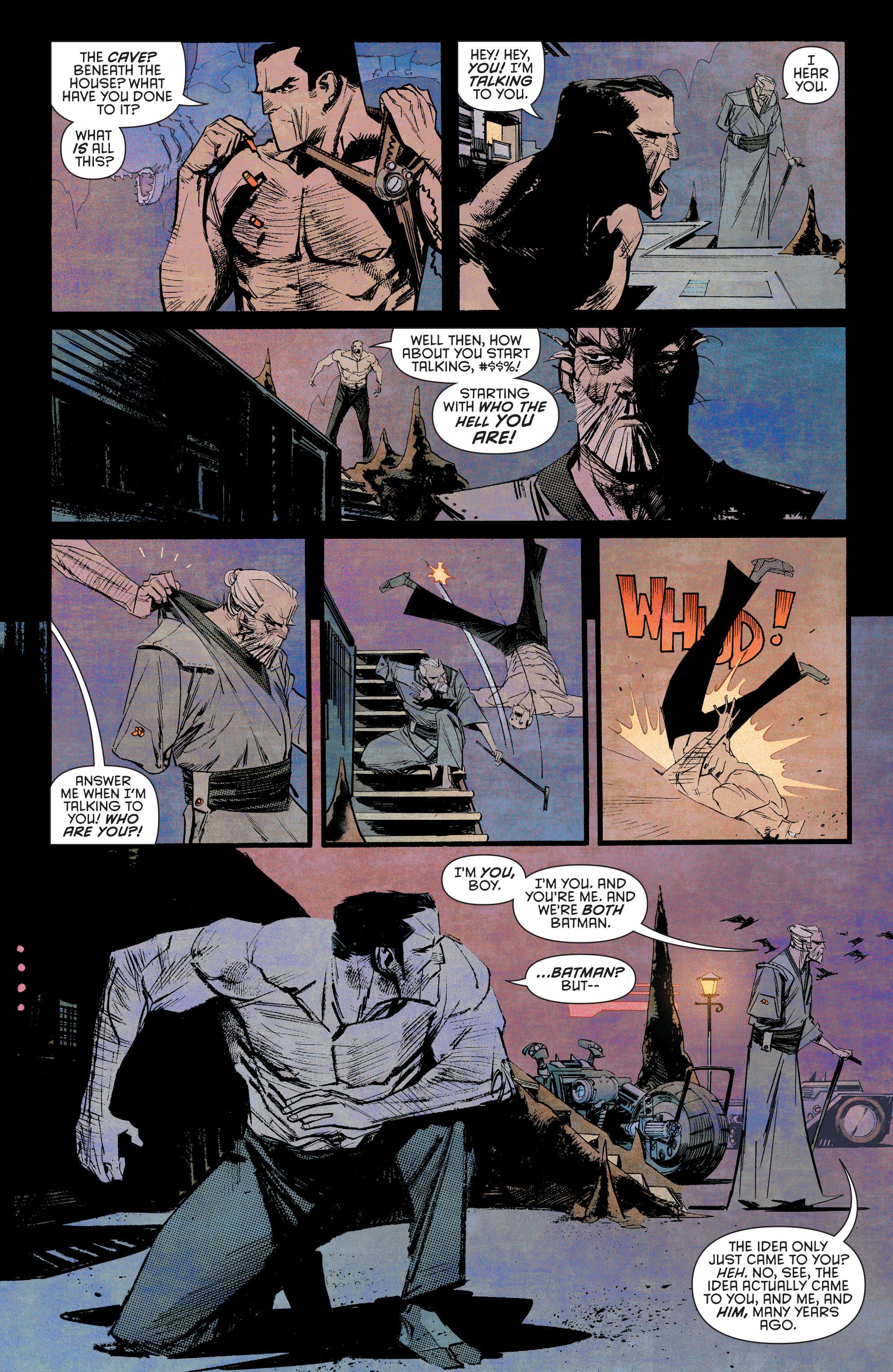 Read online Batman (2011) comic -  Issue # _TPB 9 - 145