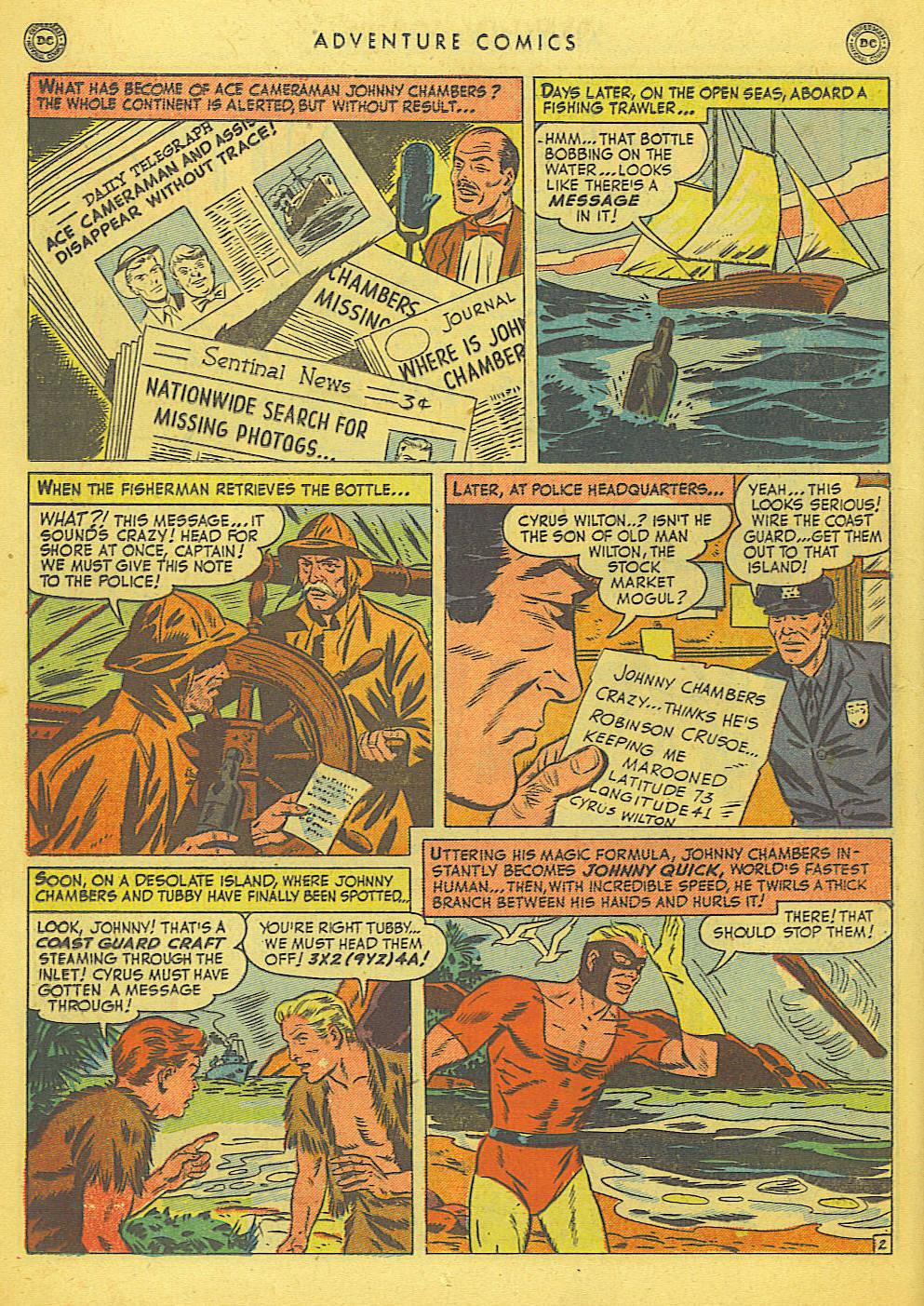 Read online Adventure Comics (1938) comic -  Issue #155 - 18