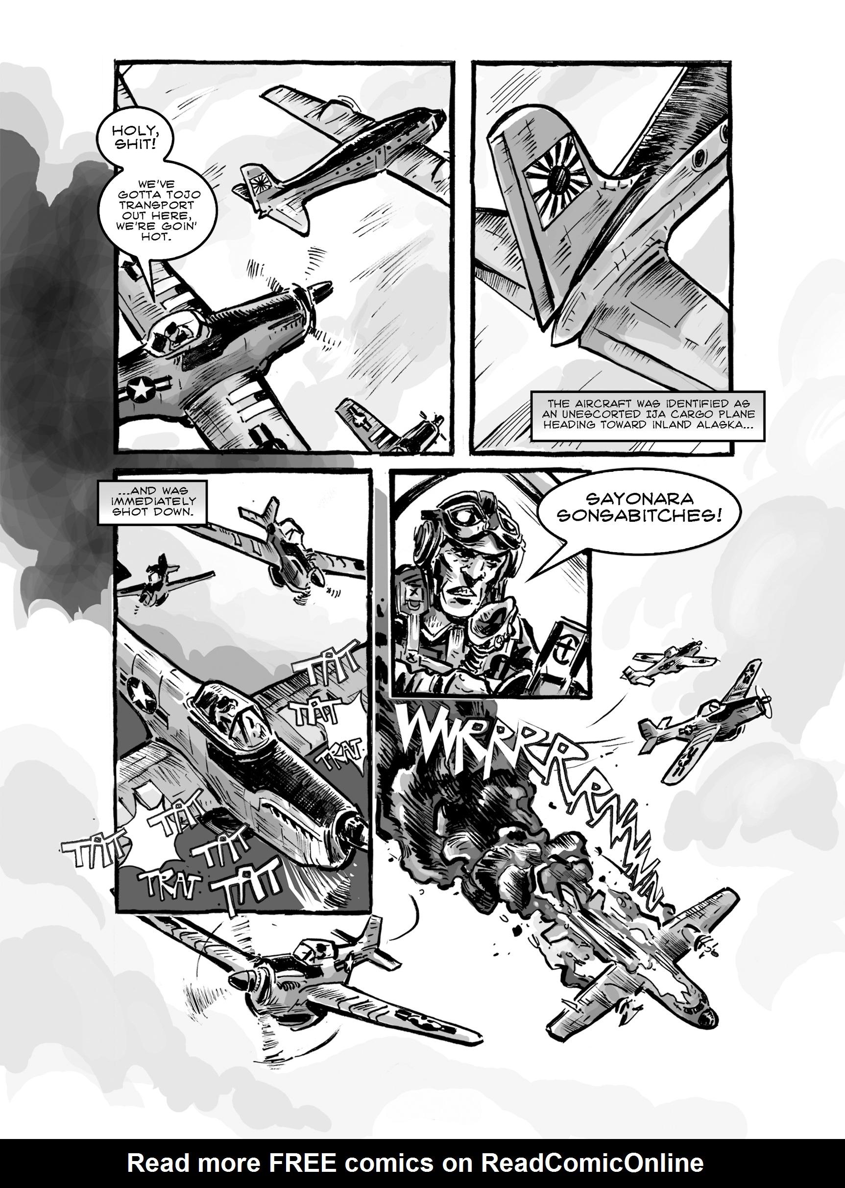 Read online FUBAR comic -  Issue #2 - 143