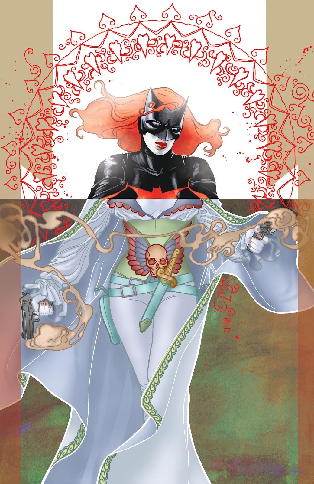 Read online Detective Comics (1937) comic -  Issue # _TPB Batwoman - Elegy (Part 1) - 64