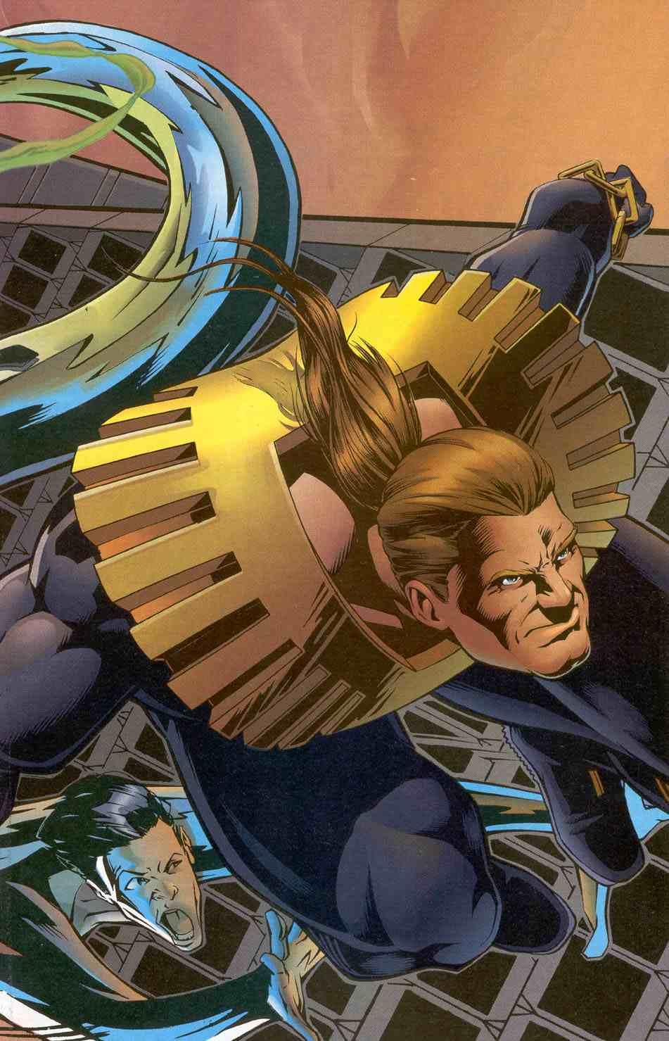 Read online Ultraverse Premiere comic -  Issue #3 - 32