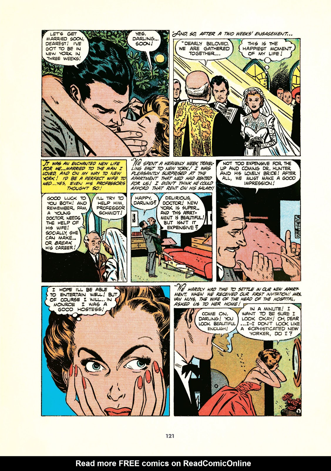 Read online Setting the Standard: Comics by Alex Toth 1952-1954 comic -  Issue # TPB (Part 2) - 22