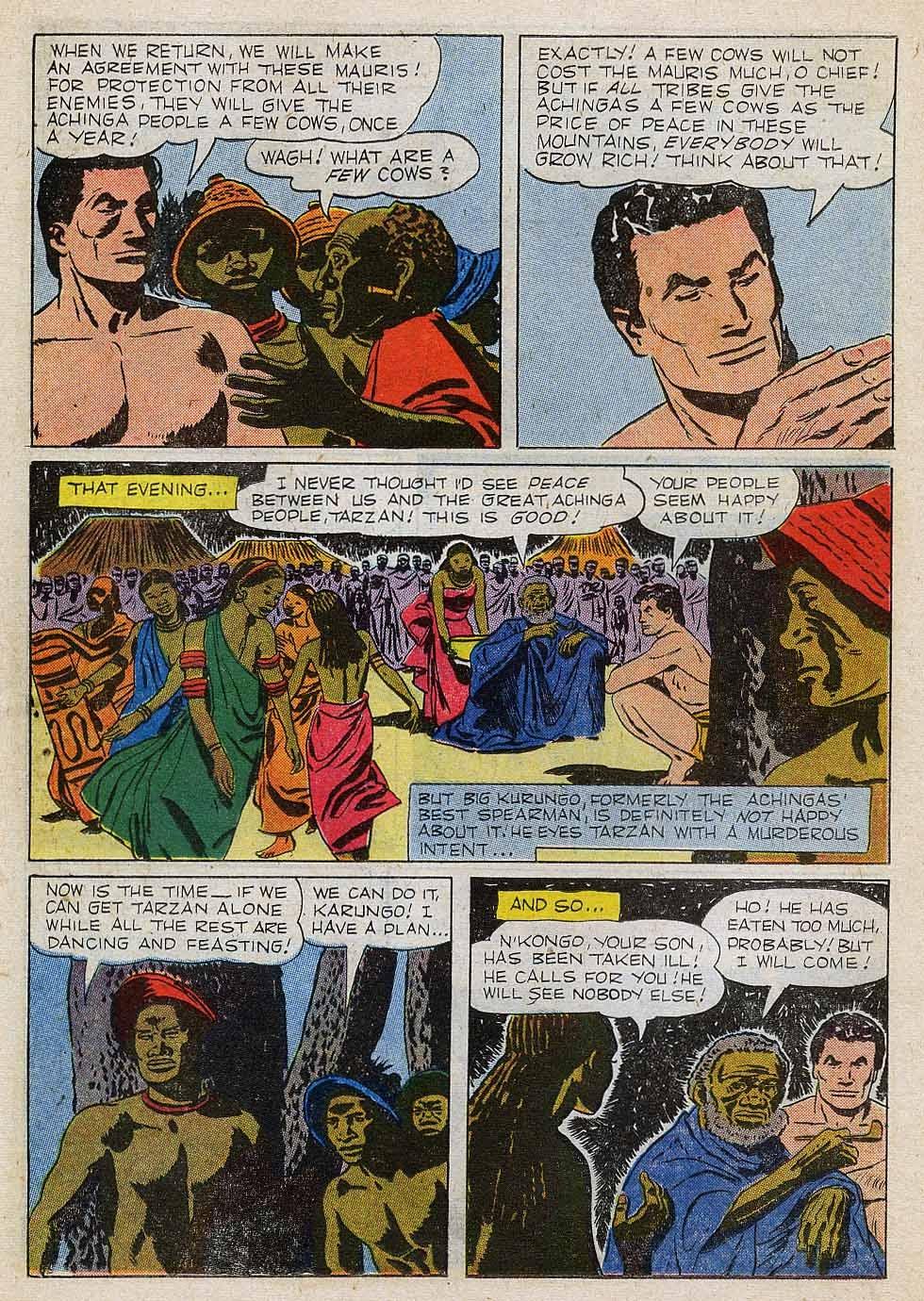 Tarzan (1948) issue 101 - Page 14