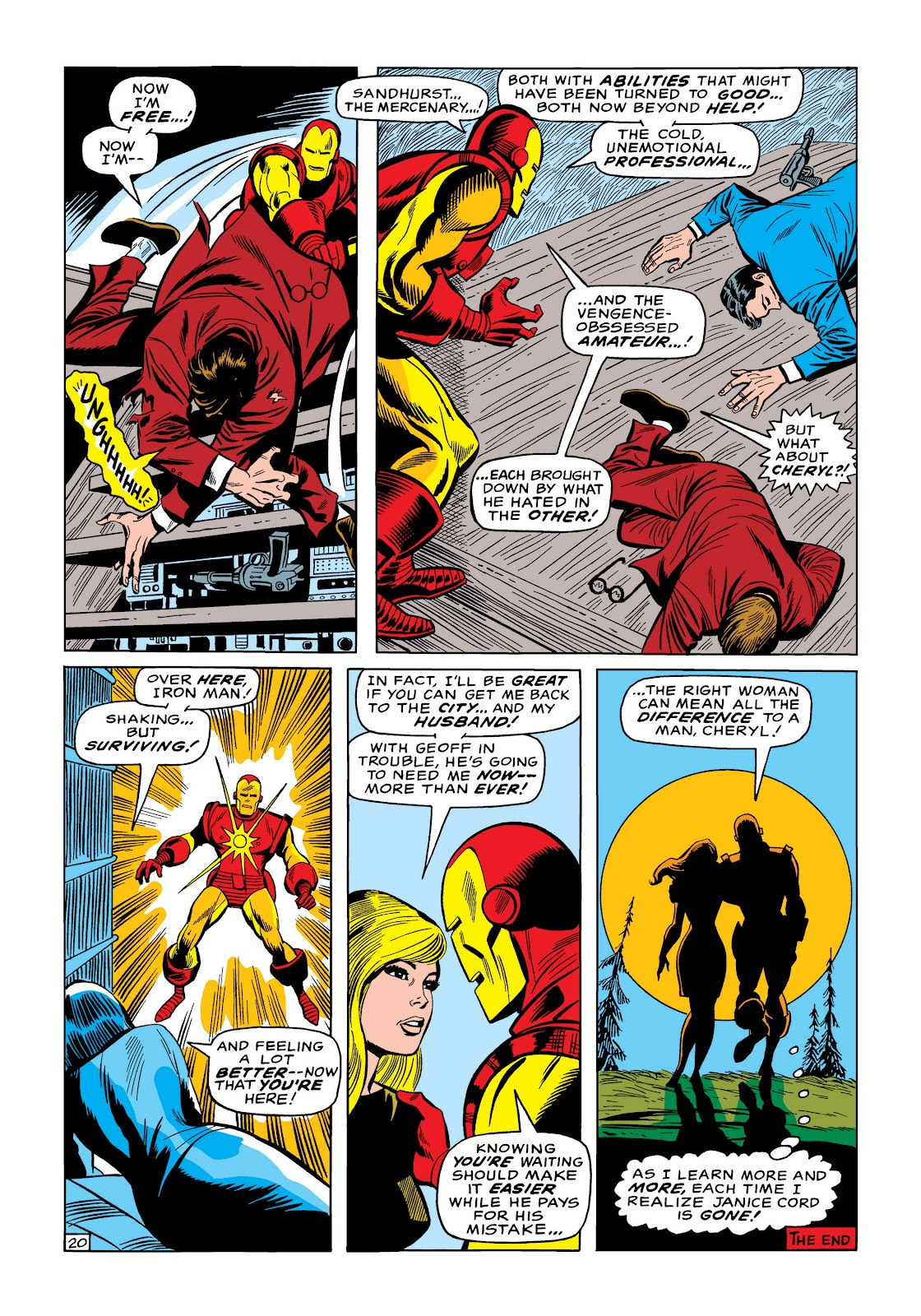 Read online Marvel Masterworks: The Invincible Iron Man comic -  Issue # TPB 6 (Part 3) - 15