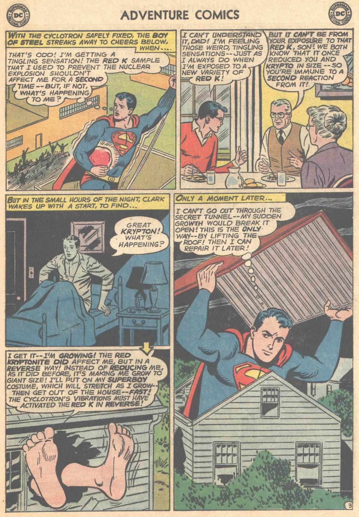 Read online Adventure Comics (1938) comic -  Issue #315 - 25
