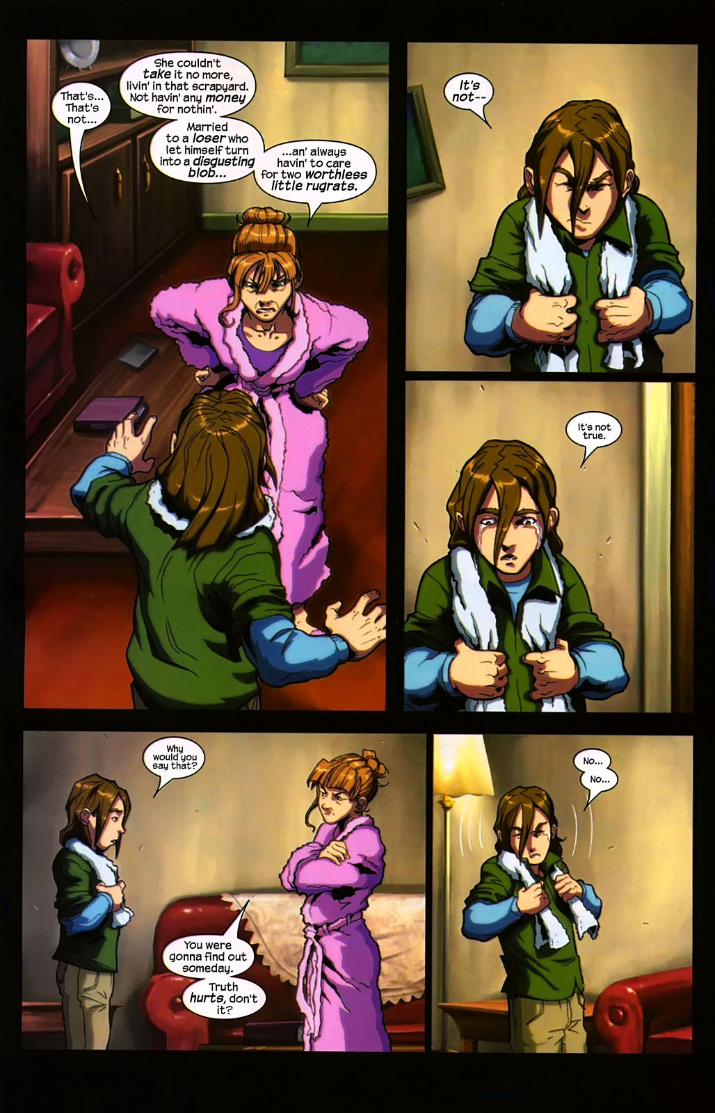 Read online Sentinel (2006) comic -  Issue #2 - 14