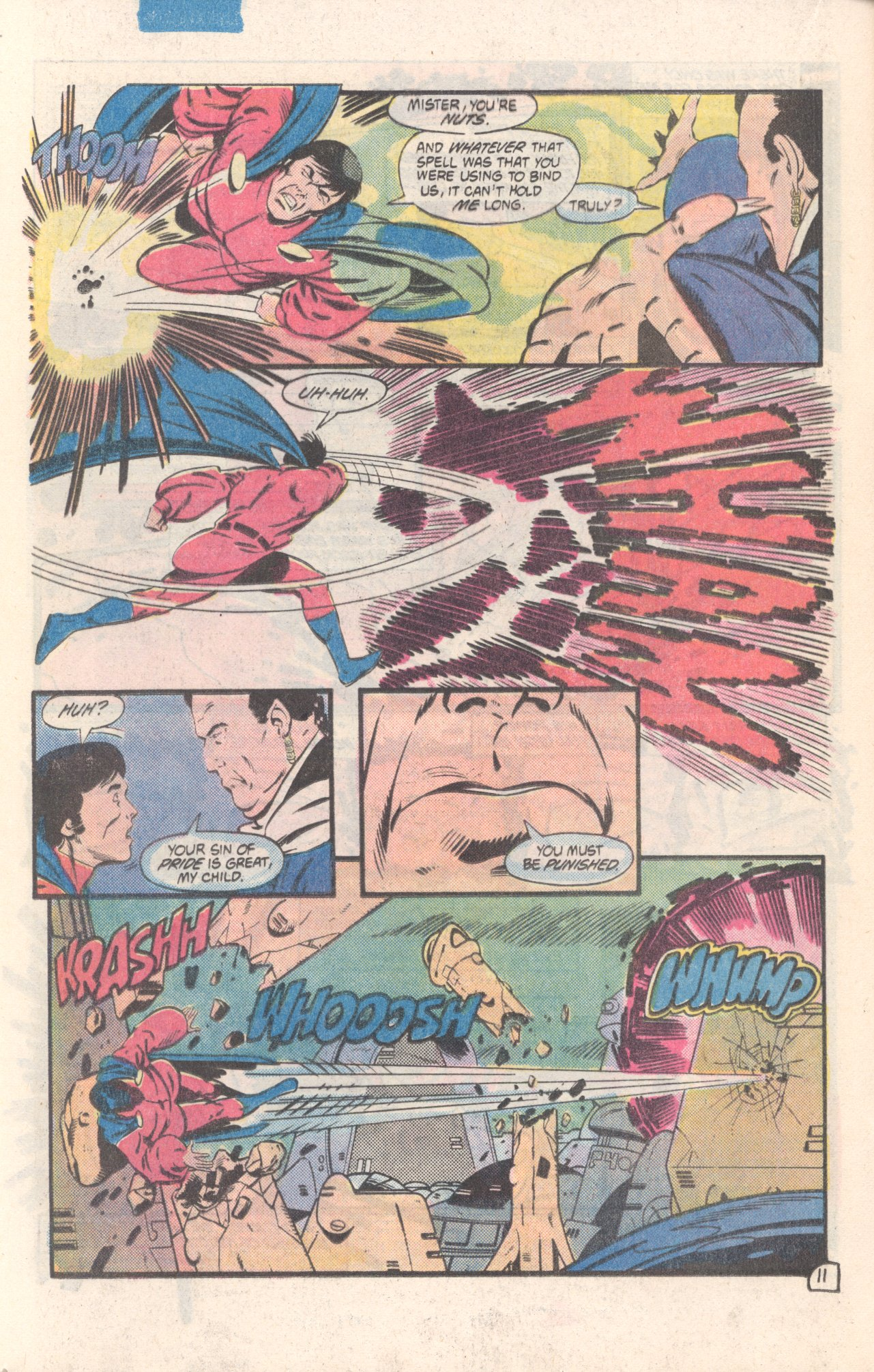 Legion of Super-Heroes (1980) 308 Page 11