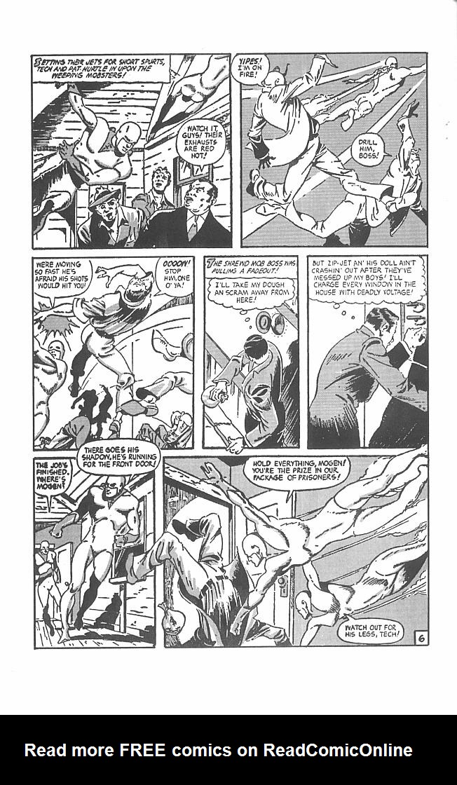 Read online Golden-Age Men of Mystery comic -  Issue #8 - 14