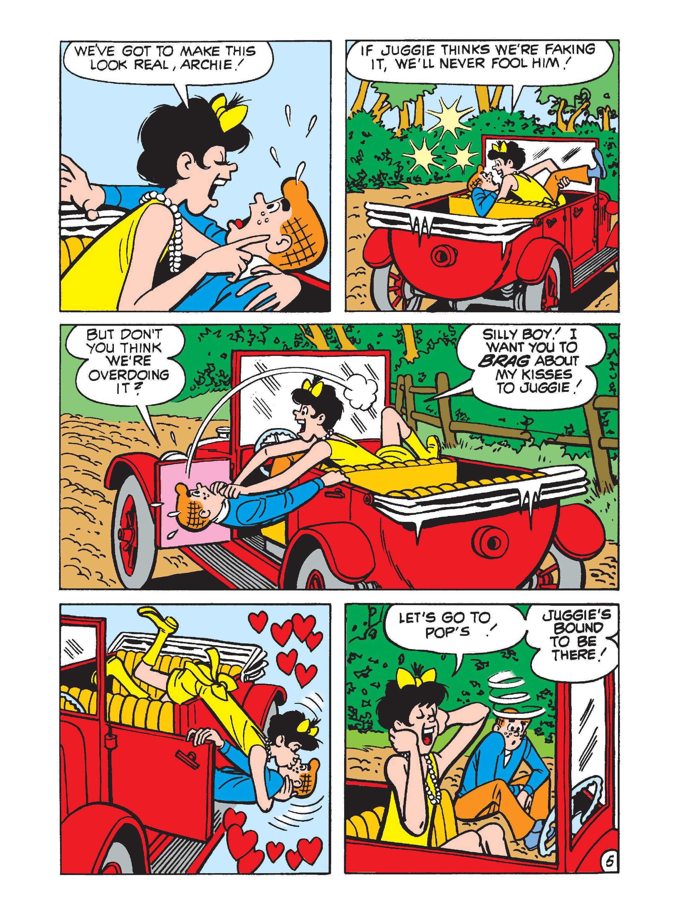 Read online Archie 1000 Page Comics Bonanza comic -  Issue #1 (Part 2) - 164