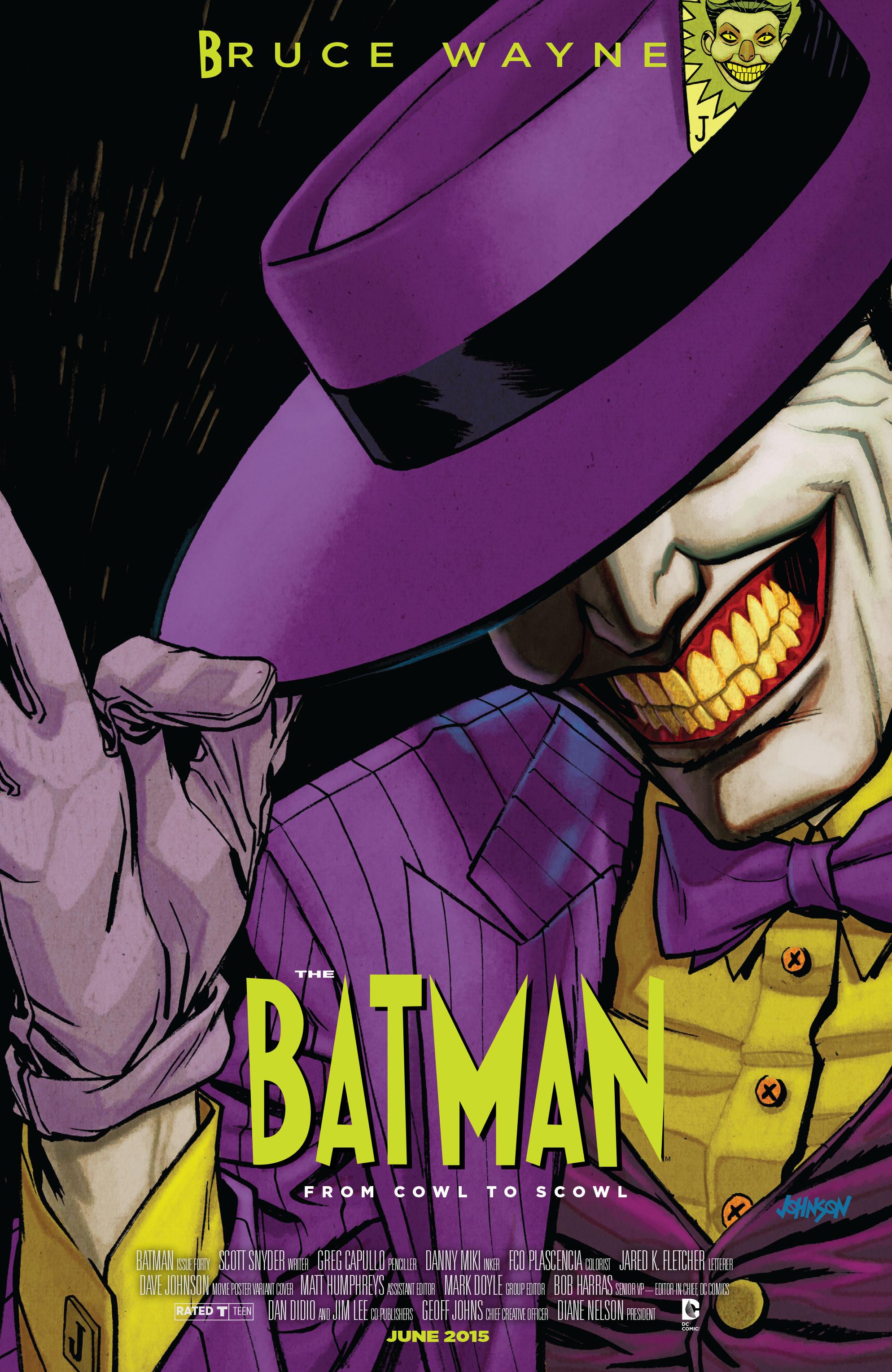 Read online Batman (2011) comic -  Issue # _TPB 7 - 163