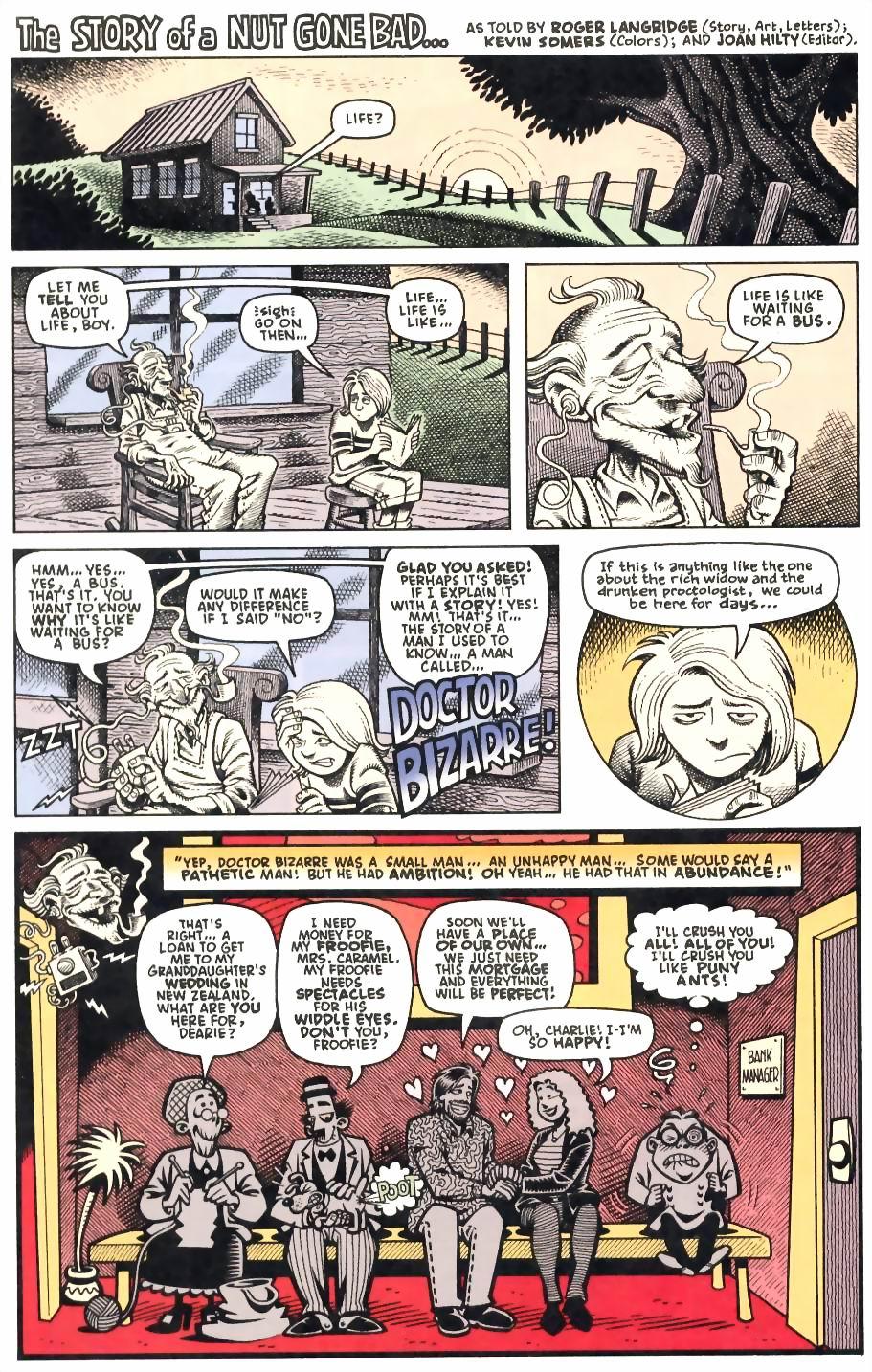 Read online Flinch comic -  Issue #13 - 10