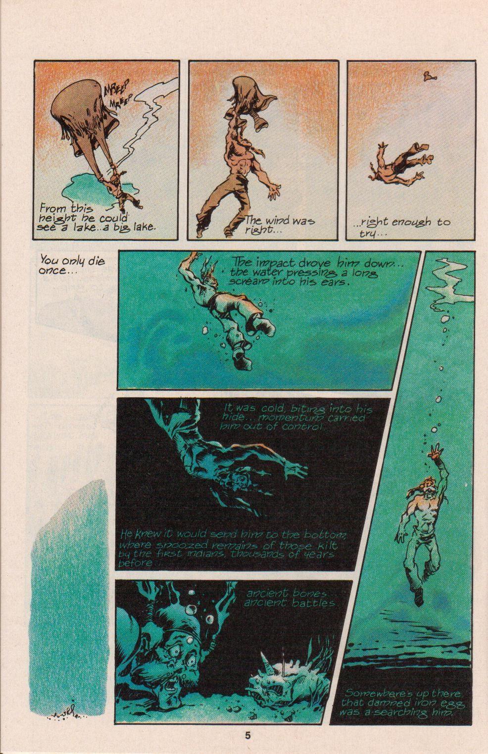 Read online Dalgoda comic -  Issue #7 - 30
