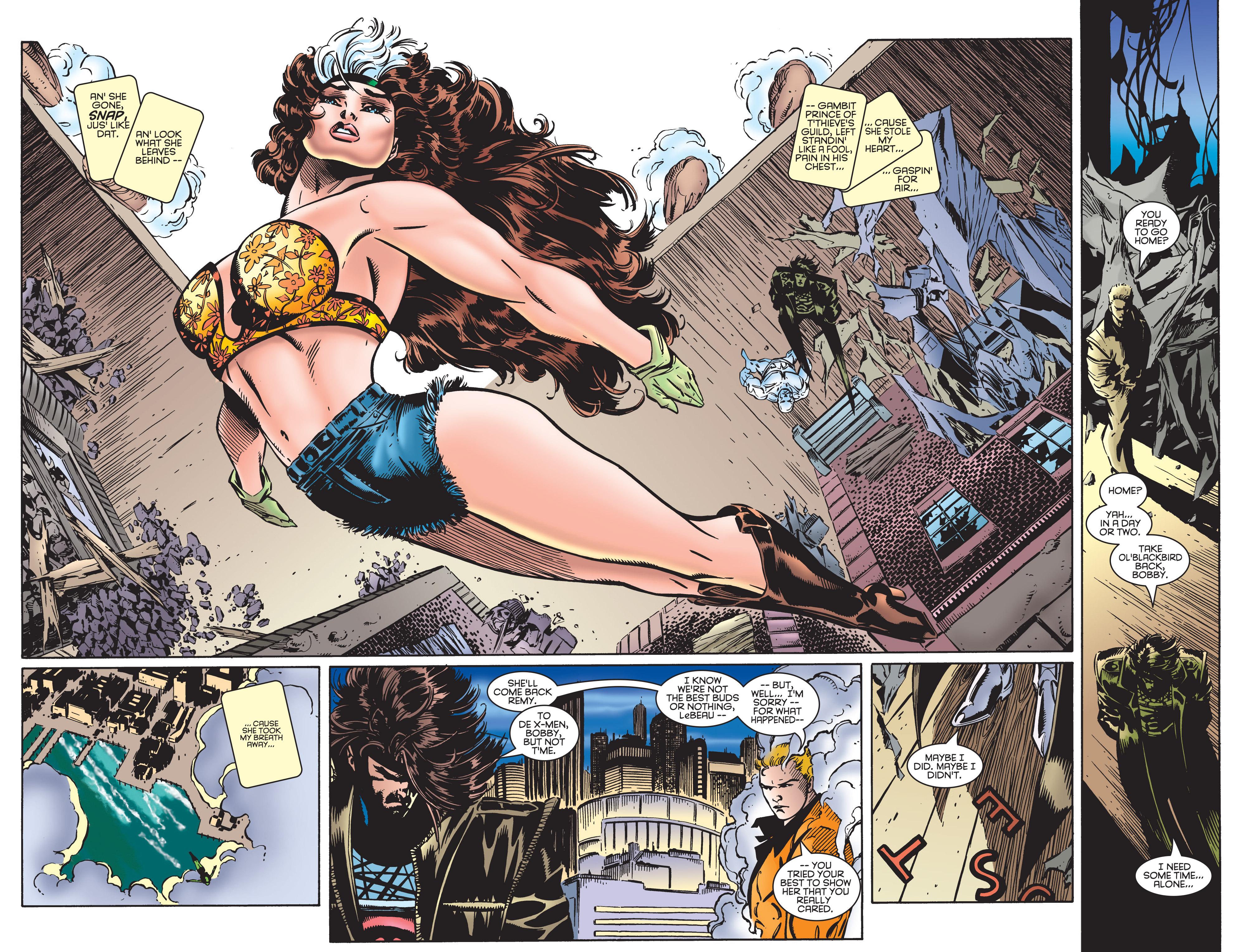 X-Men (1991) 45 Page 31