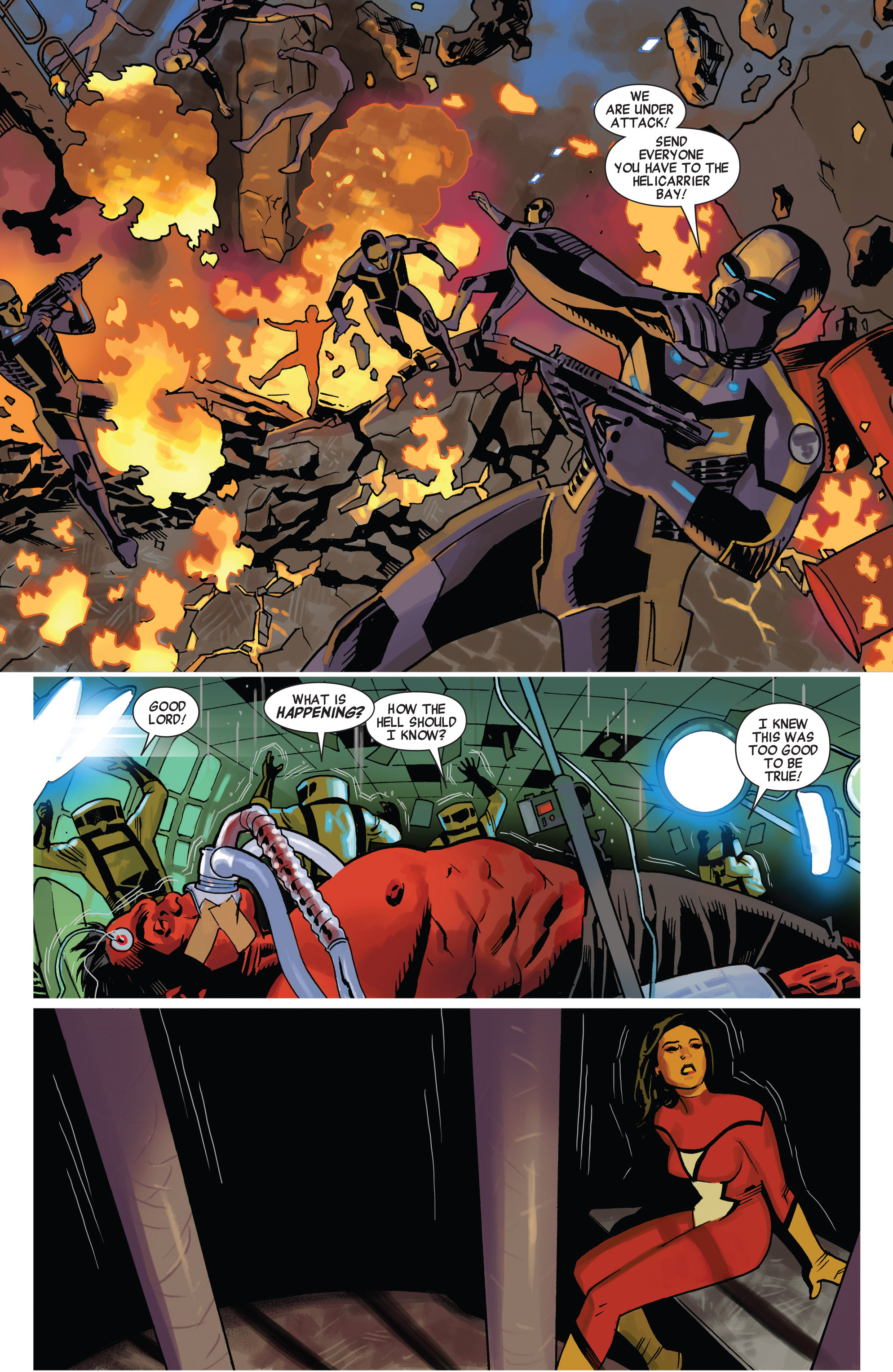 Read online Avengers (2010) comic -  Issue #23 - 14