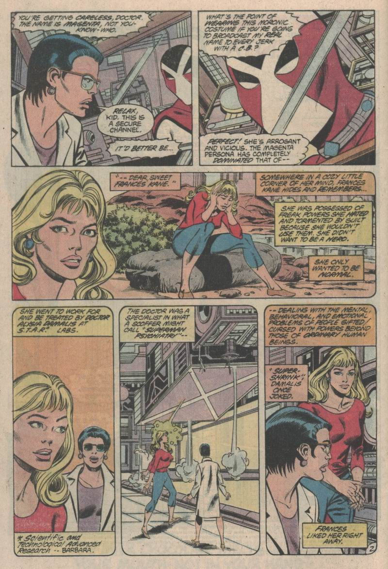 Teen Titans Spotlight issue 17 - Page 3