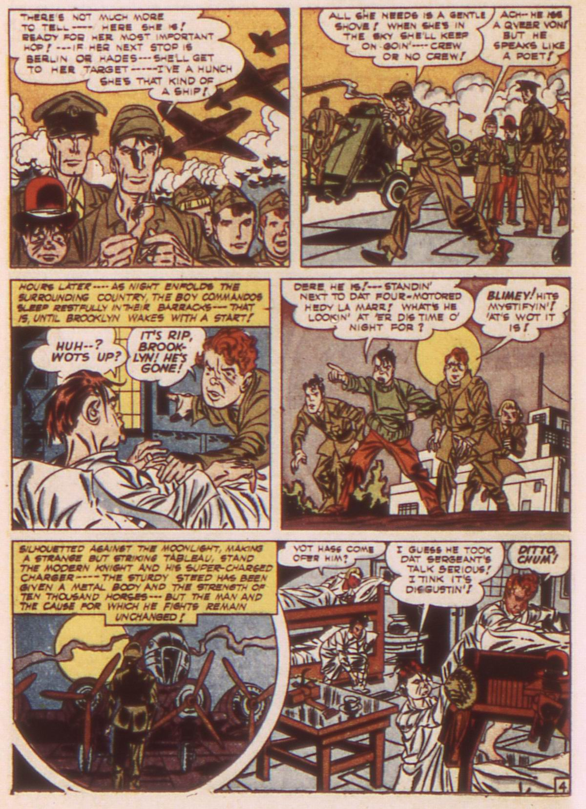 Read online Detective Comics (1937) comic -  Issue #82 - 50