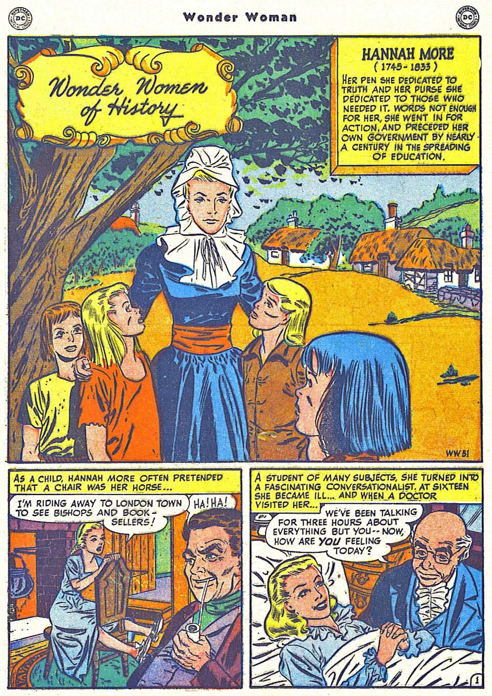 Read online Wonder Woman (1942) comic -  Issue #38 - 30