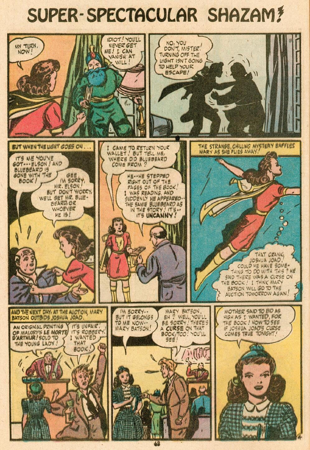 Read online Shazam! (1973) comic -  Issue #14 - 56