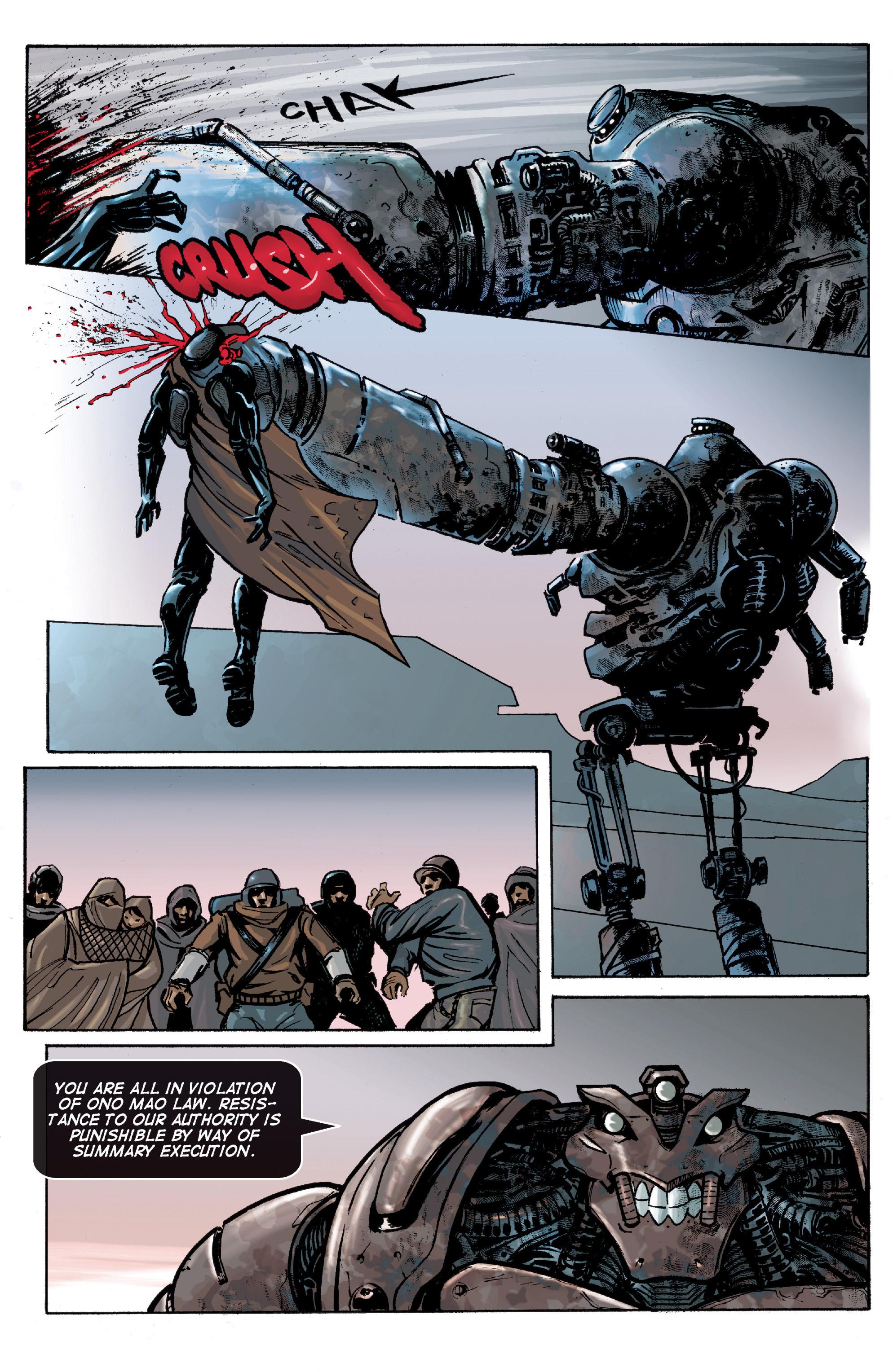 Read online Planetoid comic -  Issue # TPB - 43