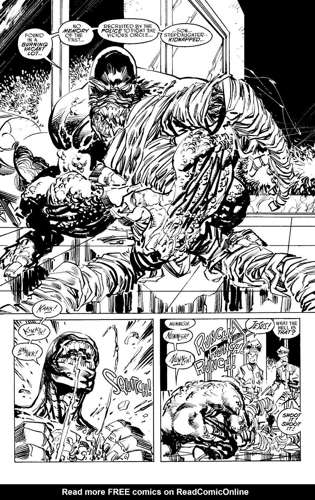 Read online Savage Dragon Archives comic -  Issue # TPB 6 (Part 5) - 30