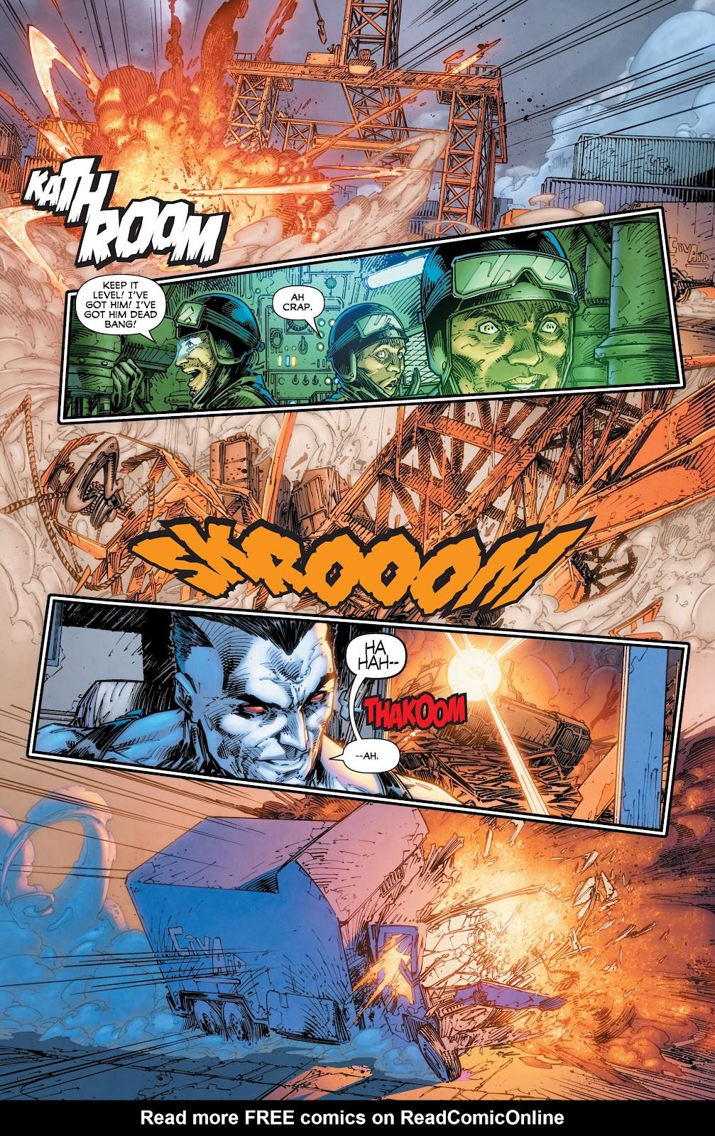 Read online Bloodshot (2019) comic -  Issue #1 - 11