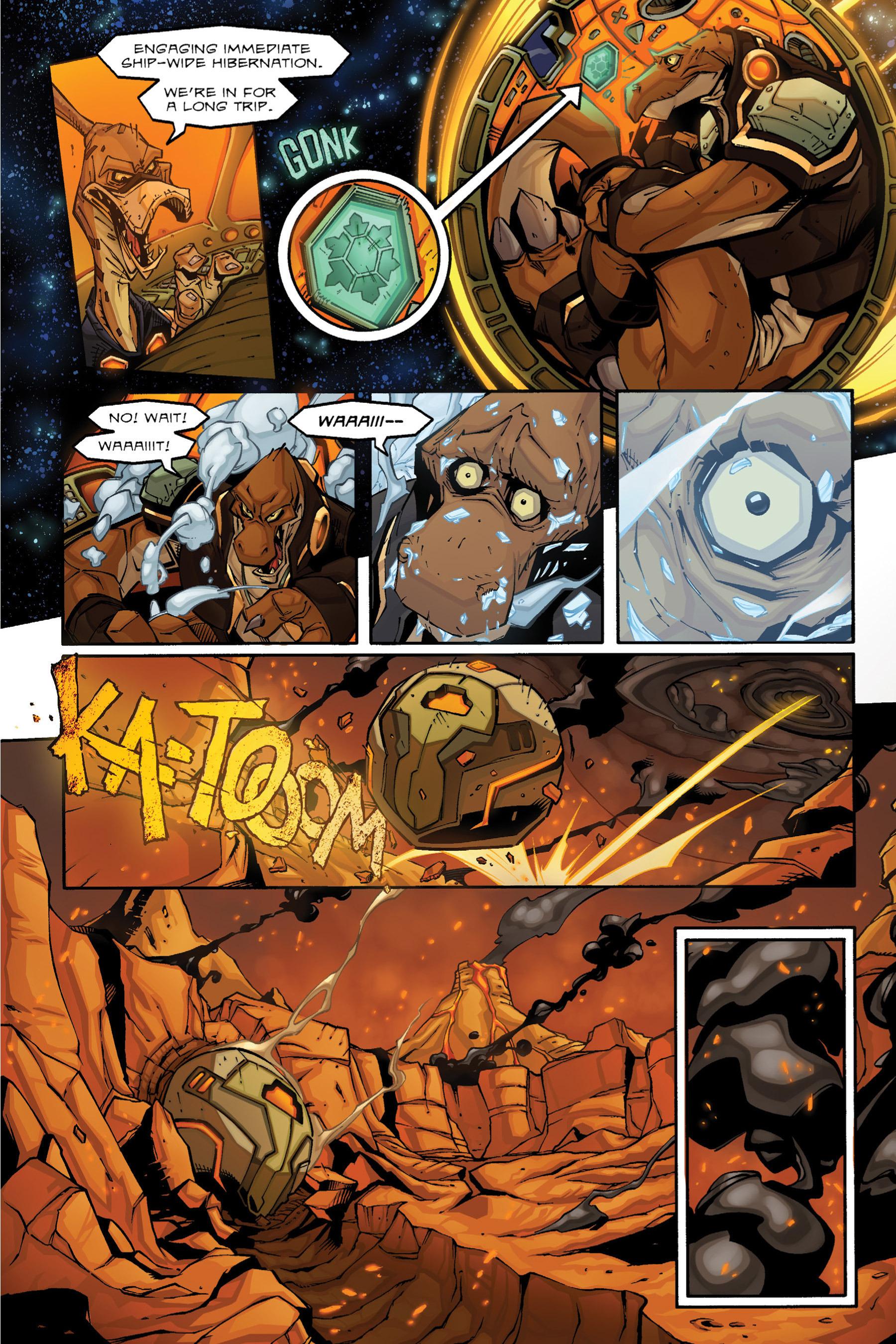 Read online Rexodus comic -  Issue # Full - 15