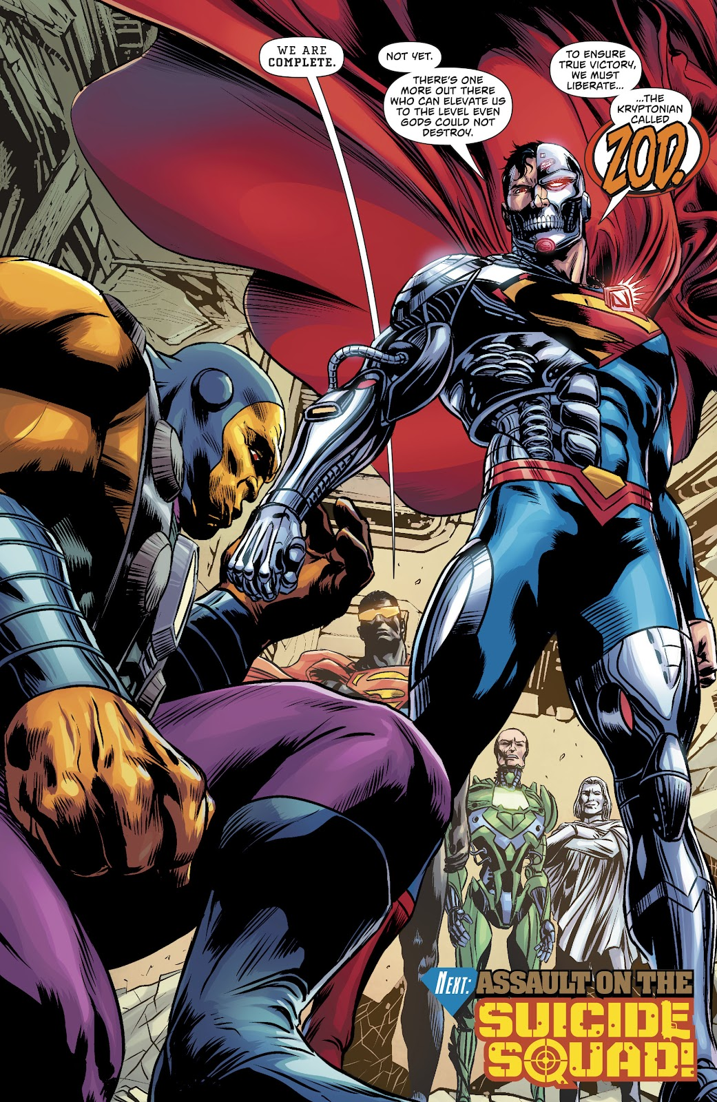 Read online Action Comics (2016) comic -  Issue #979 - 22