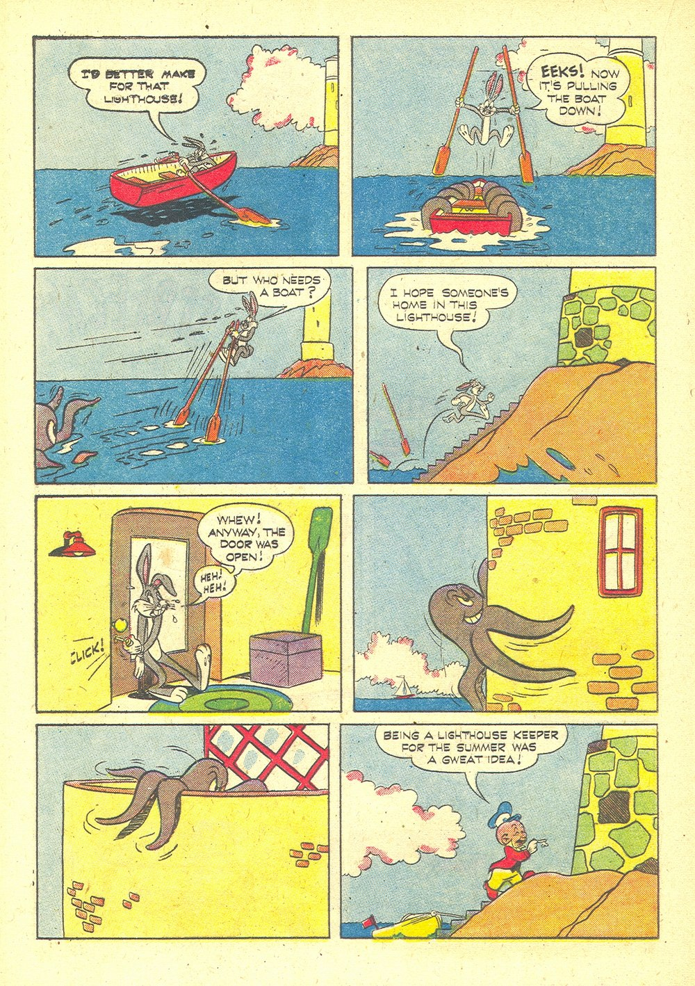 Bugs Bunny (1952) issue 37 - Page 24