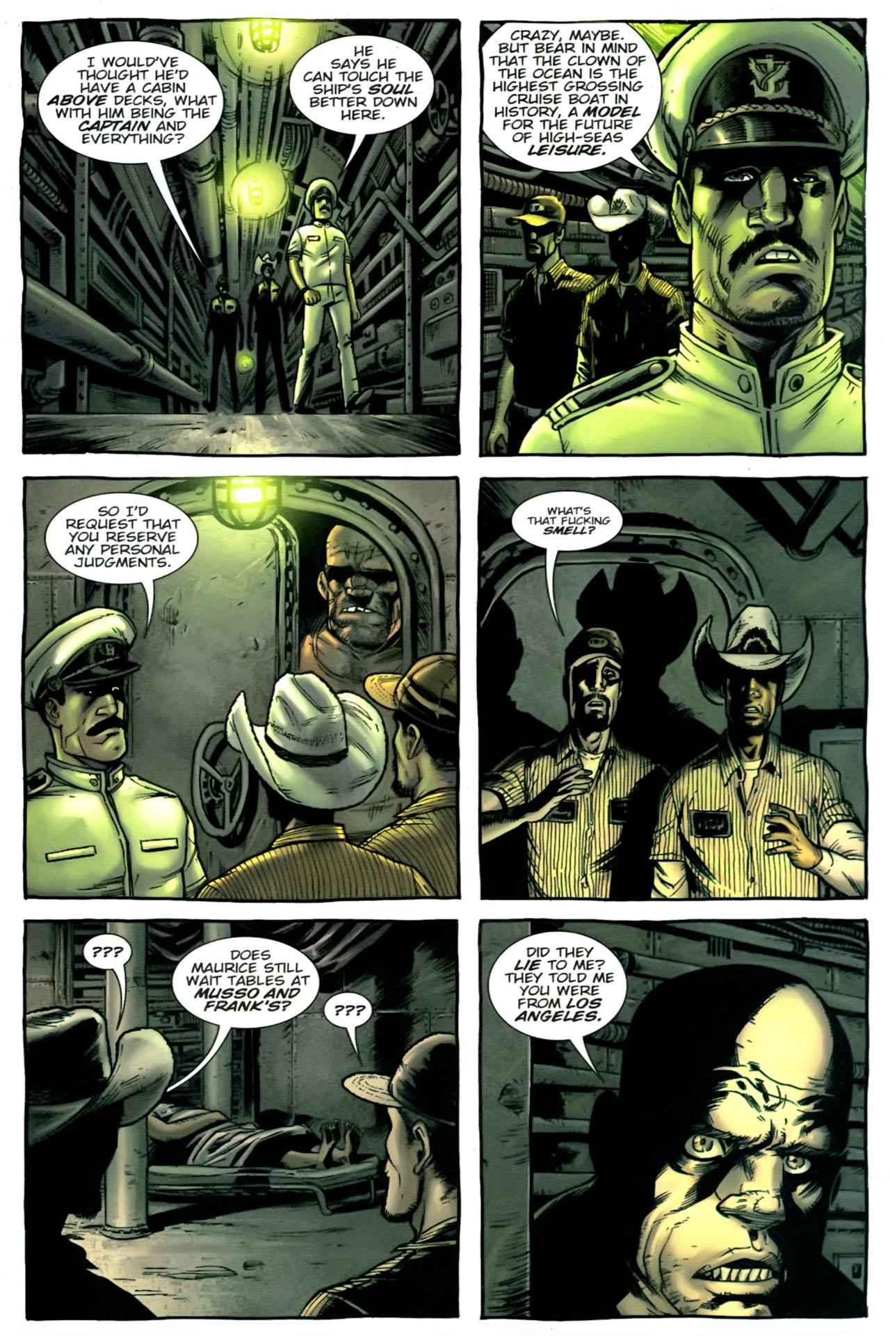 Read online The Exterminators comic -  Issue #24 - 7