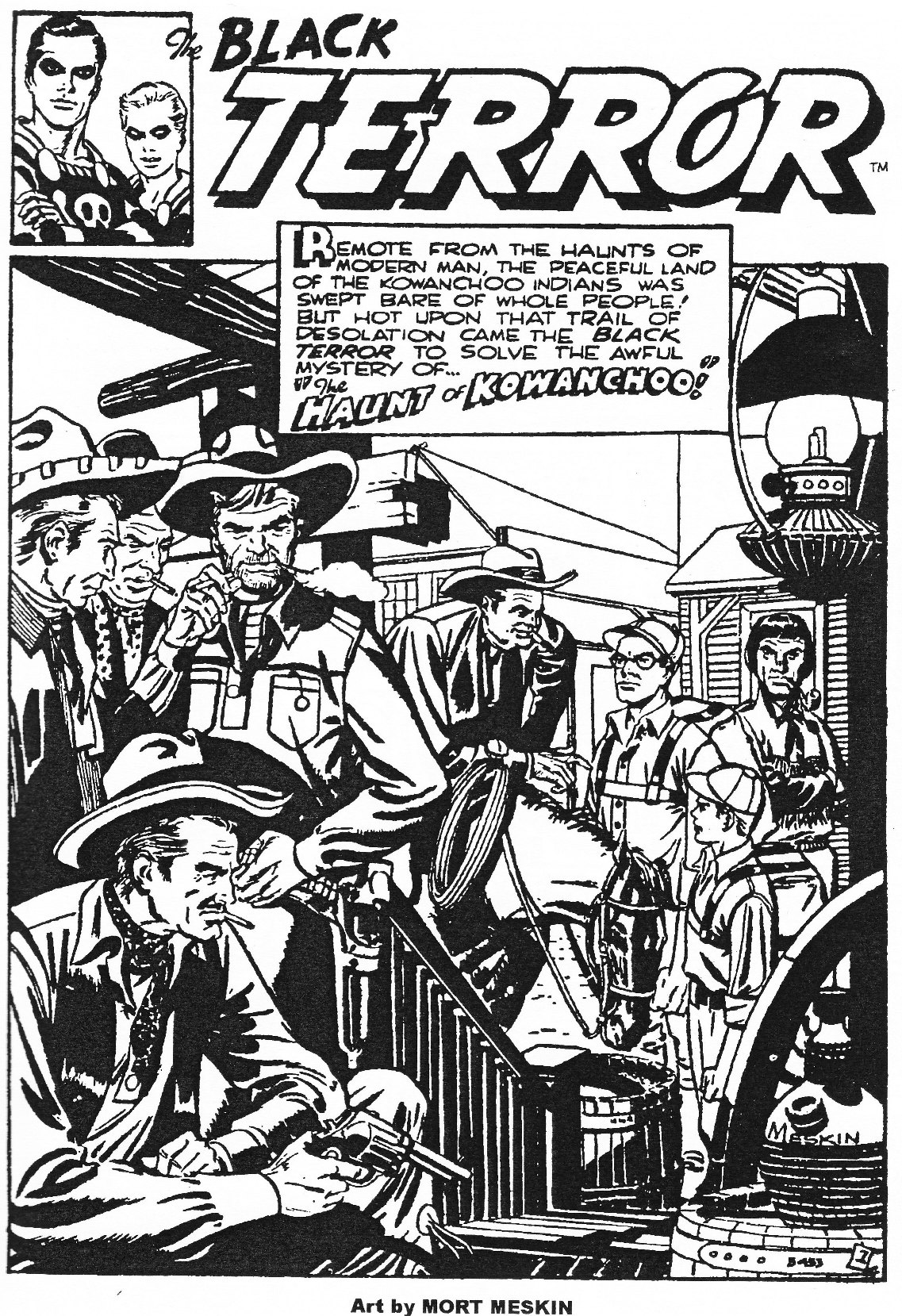 Read online Men of Mystery Comics comic -  Issue #84 - 5