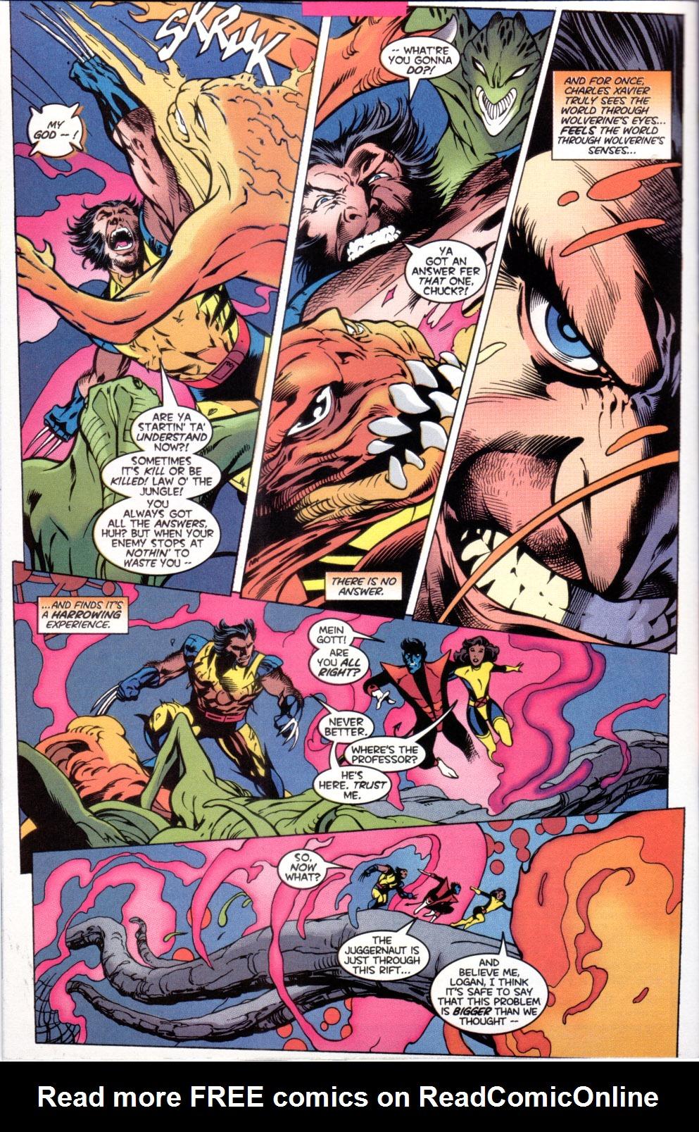 X-Men (1991) 88 Page 21