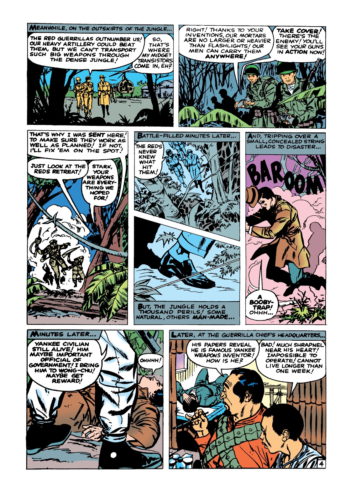 Tales of Suspense (1959) issue 39 - Page 5