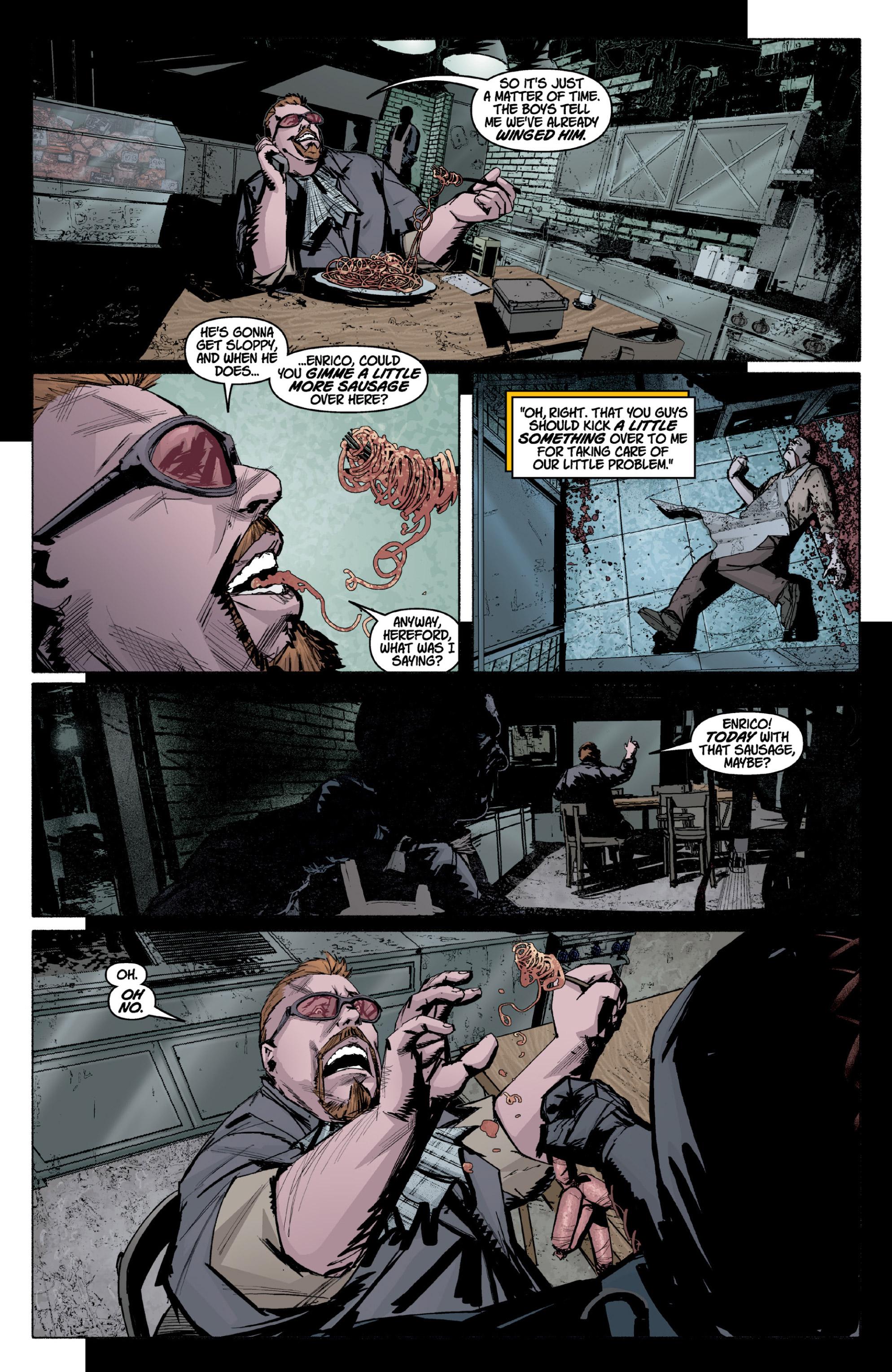 Read online X: Big Bad comic -  Issue # Full - 14