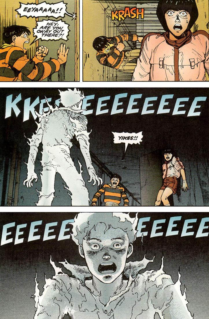 Read online Akira comic -  Issue #3 - 42