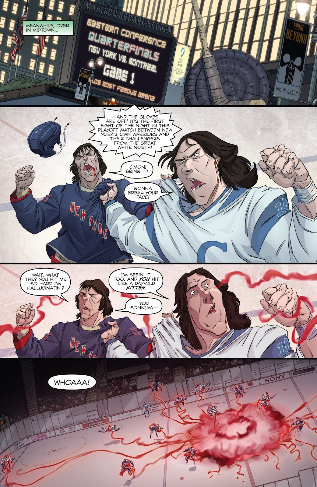 Read online Teenage Mutant Ninja Turtles: The IDW Collection comic -  Issue # TPB 5 (Part 3) - 10