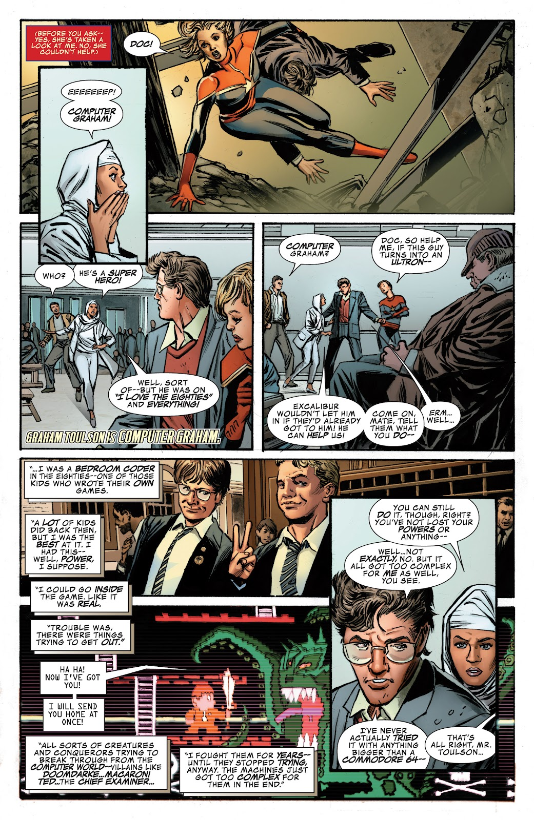 Read online Age of Ultron Companion comic -  Issue # TPB (Part 1) - 30