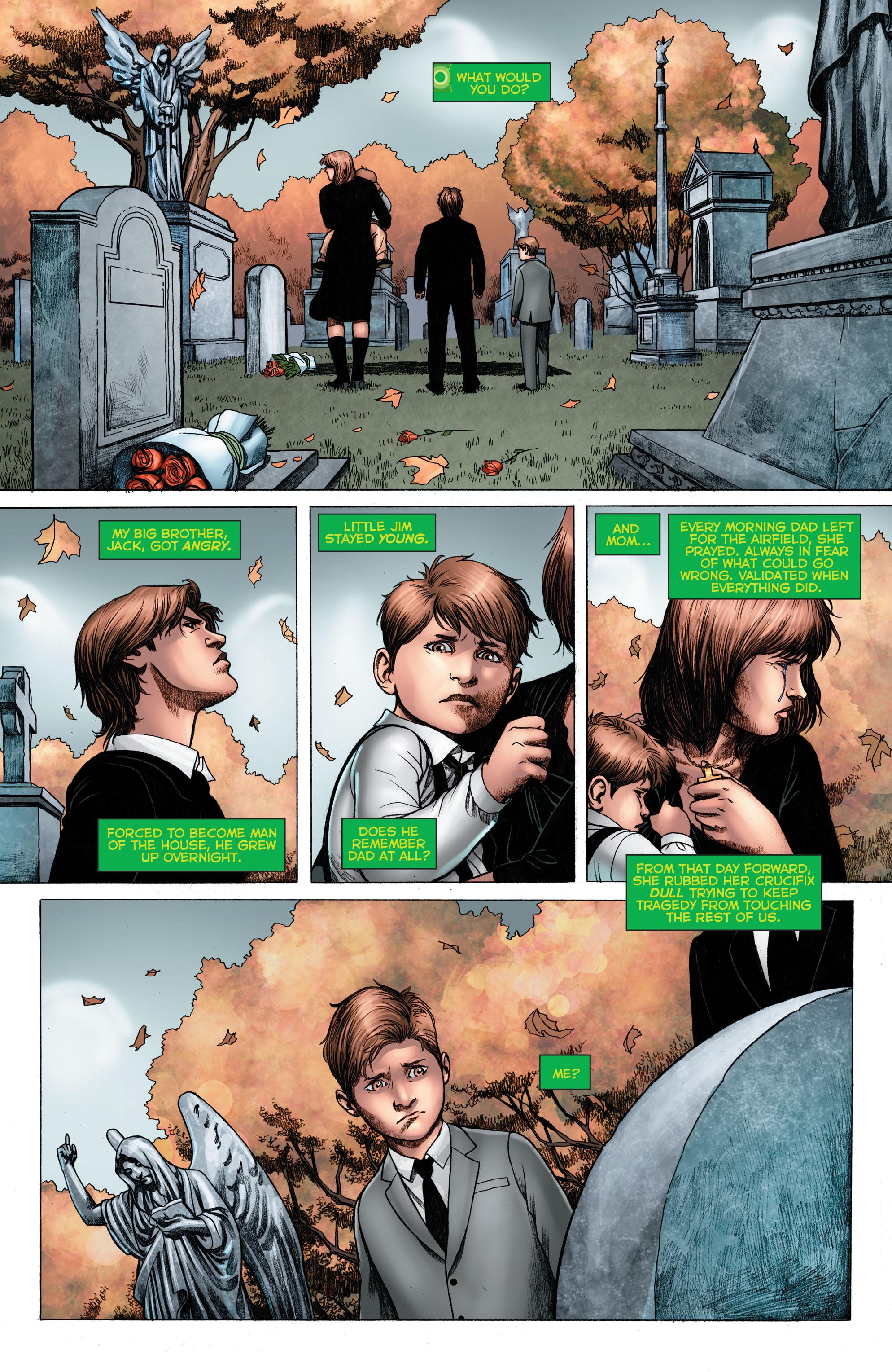 Read online Secret Origins (2014) comic -  Issue #3 - 3