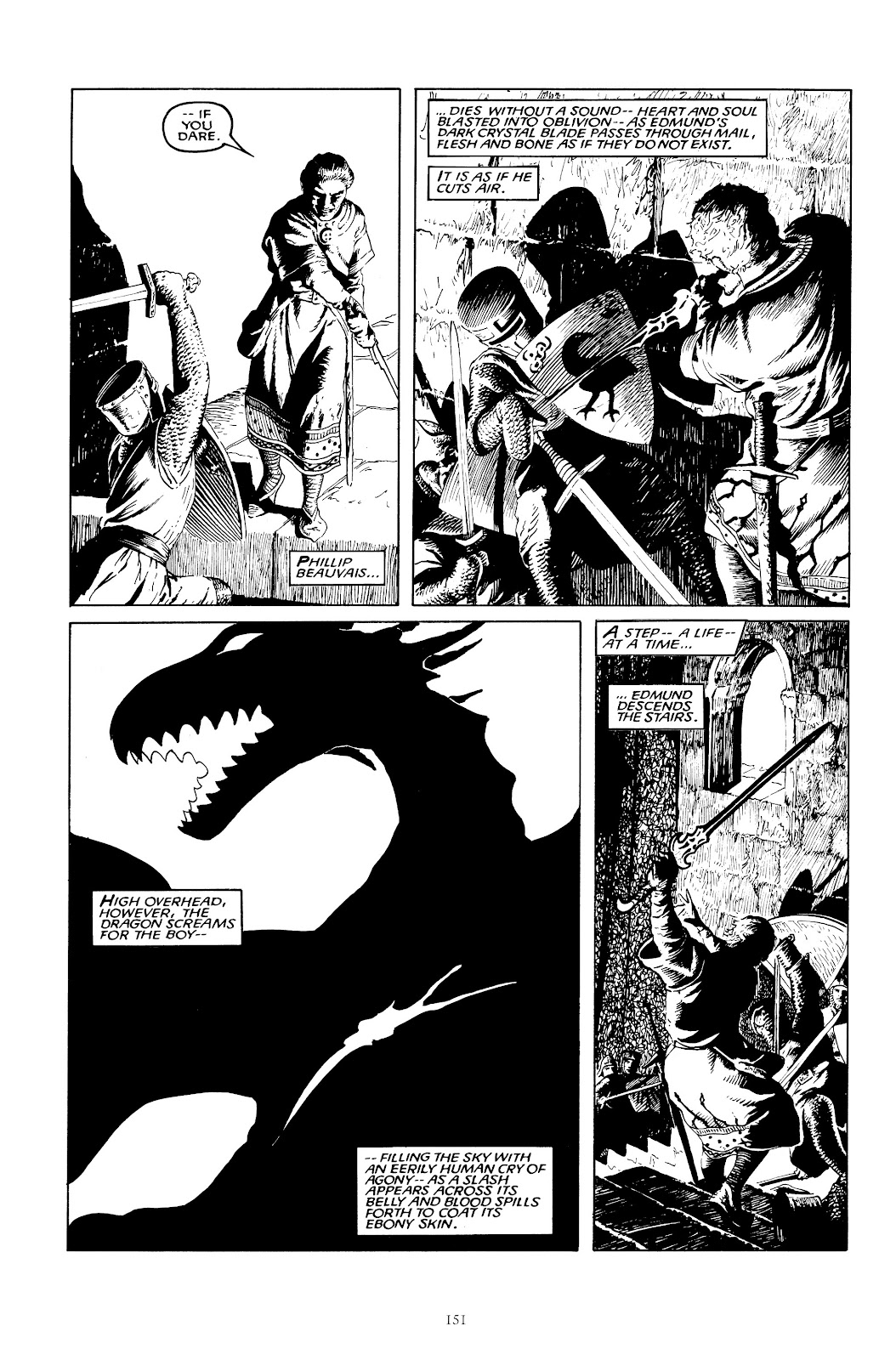 Read online The Black Dragon (2014) comic -  Issue # TPB (Part 2) - 52