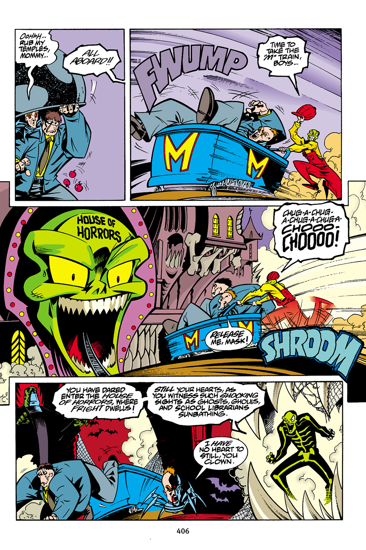 Read online Adventures Of The Mask Omnibus comic -  Issue #Adventures Of The Mask Omnibus Full - 405