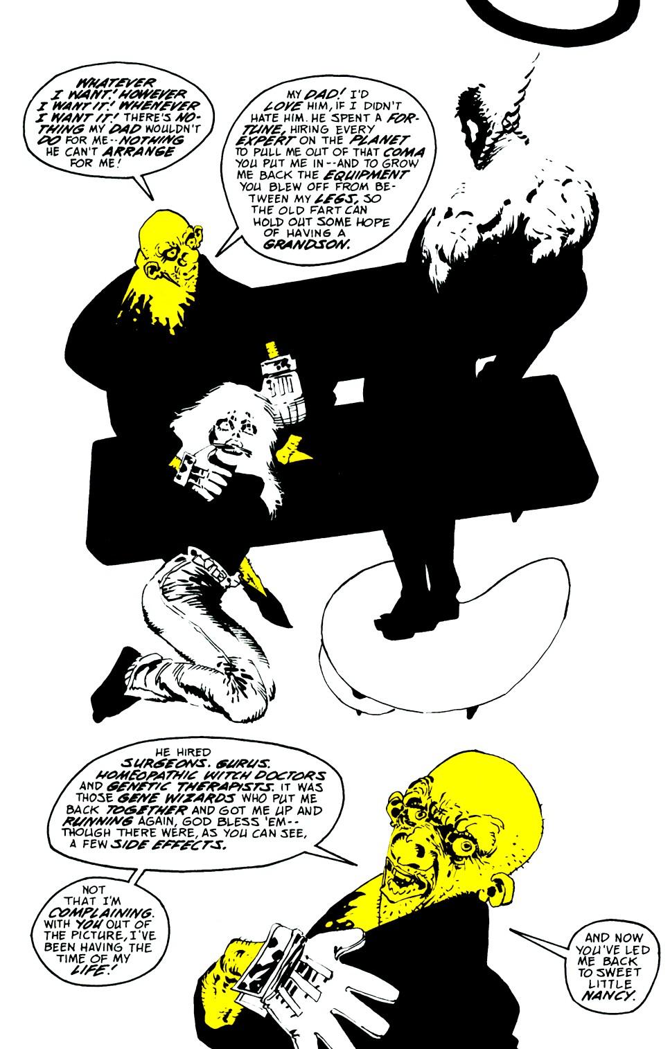 Read online Sin City: That Yellow Bastard comic -  Issue #6 - 5