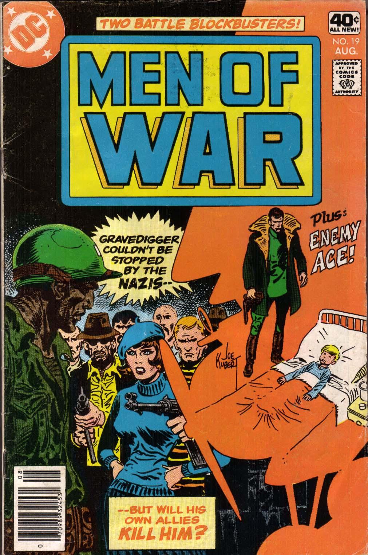 Men of War 19 Page 1