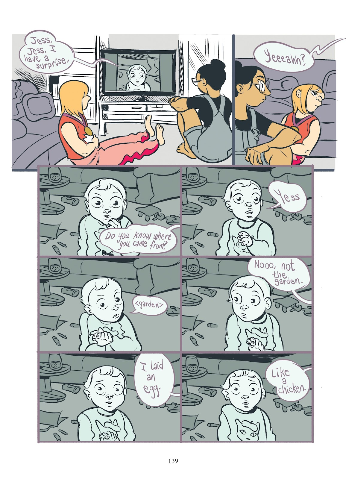 Read online Girl Town comic -  Issue # TPB (Part 2) - 36