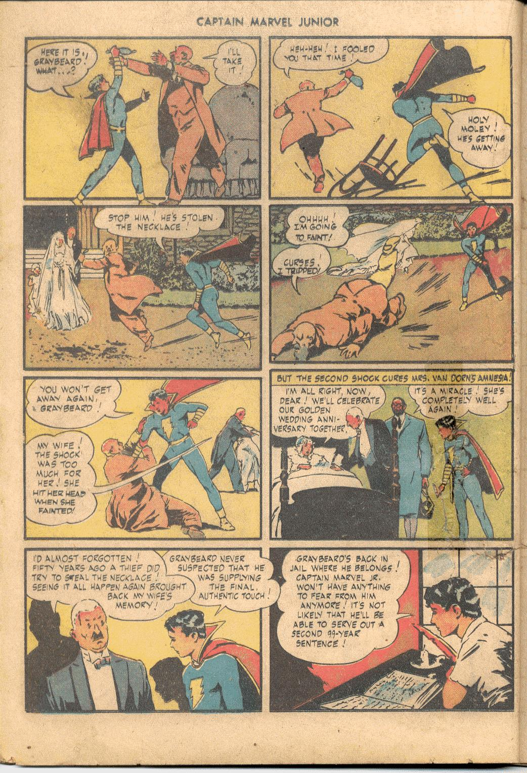 Captain Marvel, Jr. issue 38 - Page 19