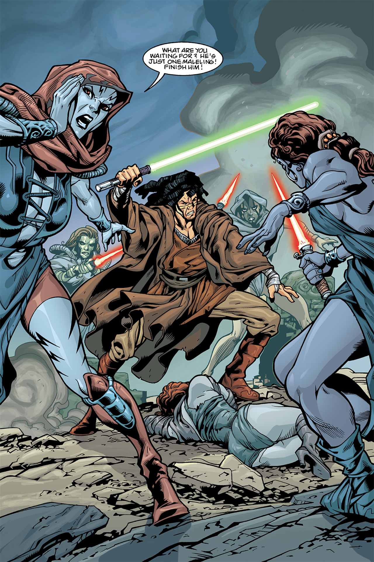 Read online Star Wars Omnibus comic -  Issue # Vol. 15 - 149
