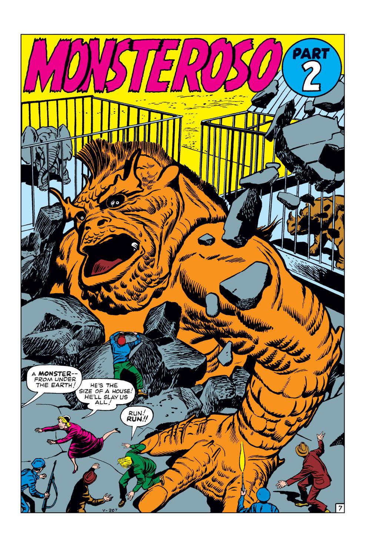 Read online Amazing Adventures (1961) comic -  Issue #5 - 9