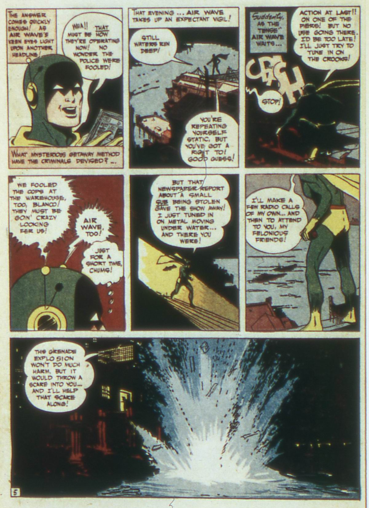 Read online Detective Comics (1937) comic -  Issue #82 - 42