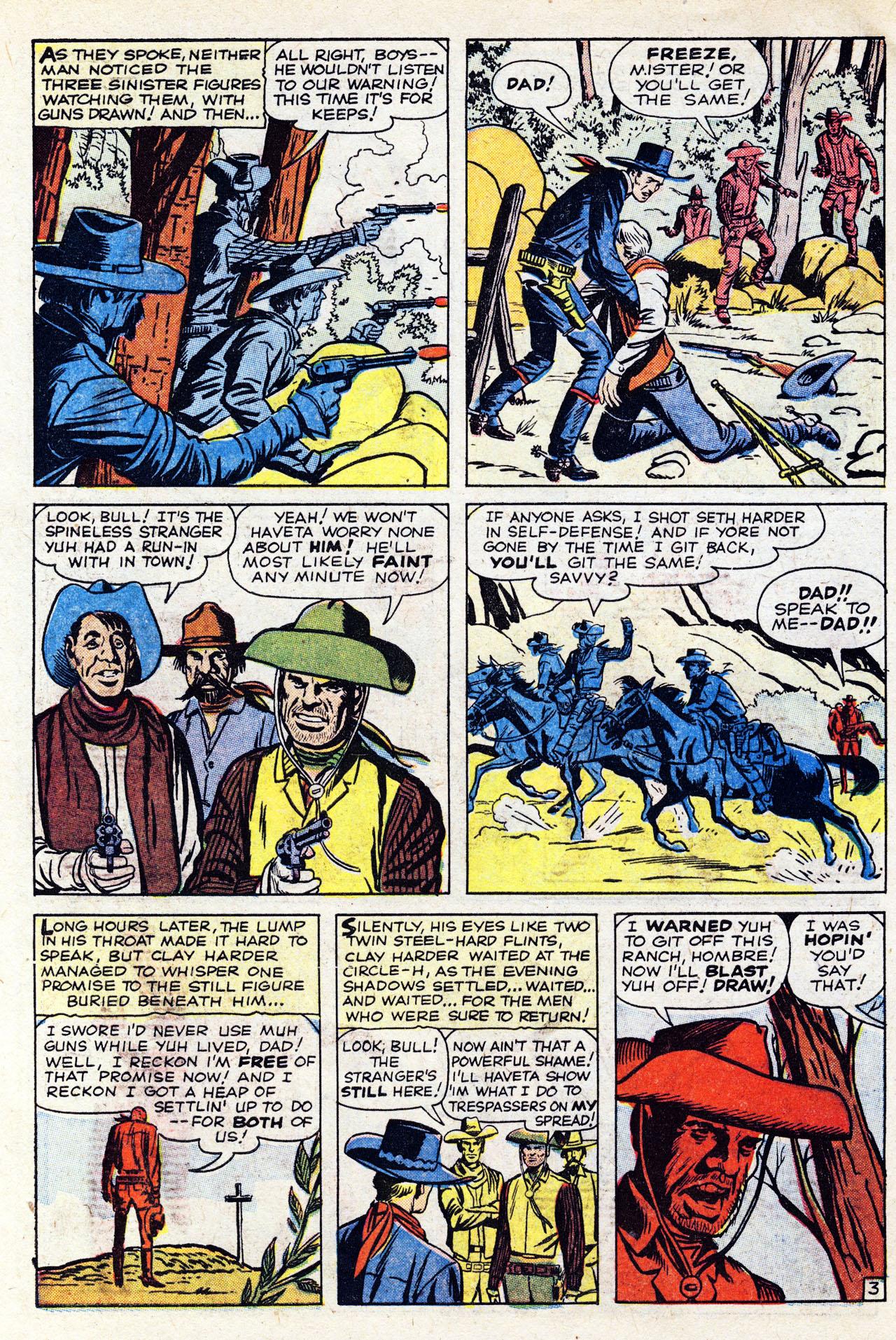 Read online Two-Gun Kid comic -  Issue #58 - 30